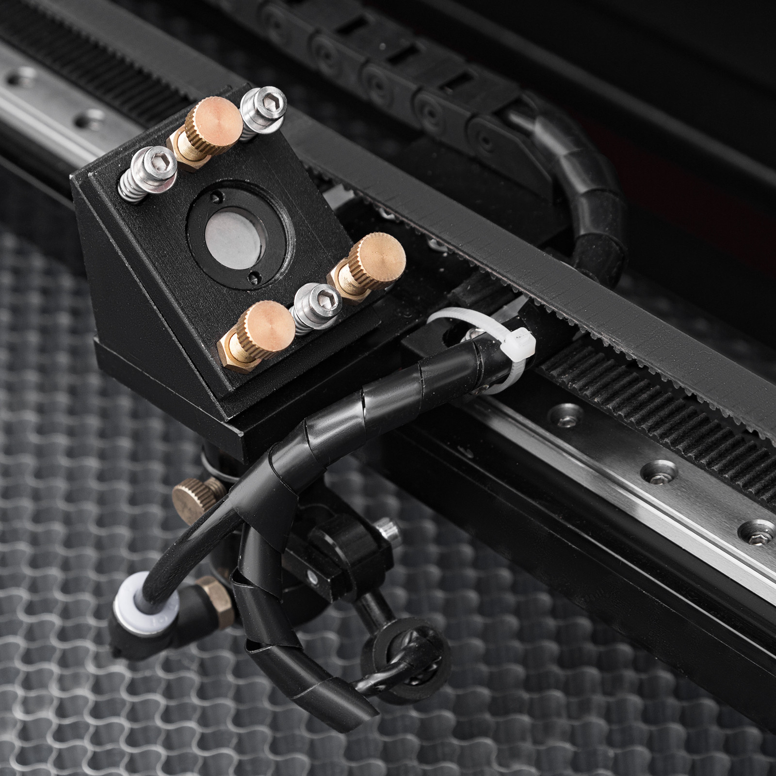 Macchina-per-Incisione-Laser-CO2-40-130W-Asse-Rotante-Tagliatrice-Incisore miniatura 45