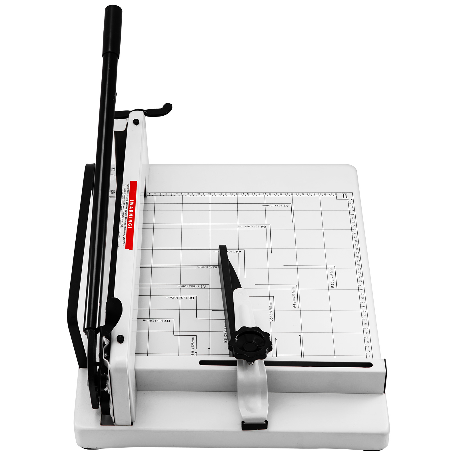 12-17-19-034-Width-Guillotine-Paper-Cutter-Stack-Paper-Guillotine-Trimmer thumbnail 20