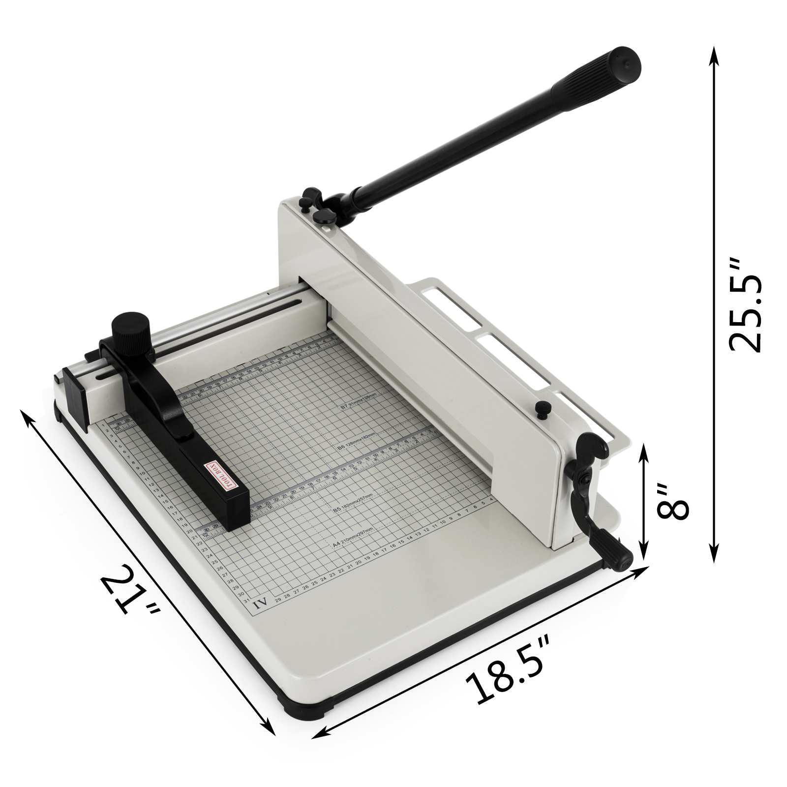 sabor paper cutter Paper cutters - joggers - lifts saber paper cutter model s-115, s/n 316615, air bed table, light safety curtain saber paper cutter model s-115, s/n 146638, air.