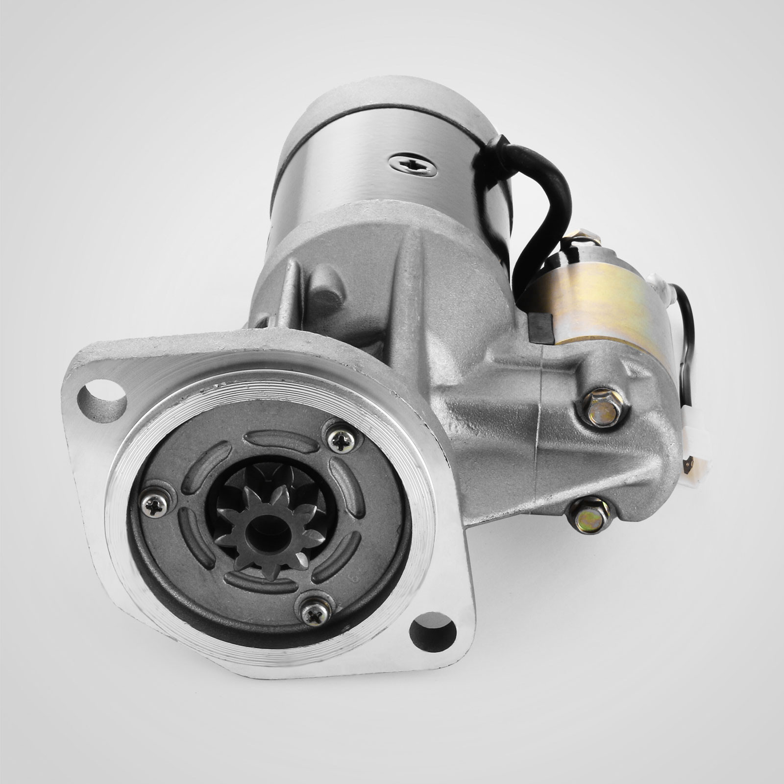 Replace Starter Motor Holden Rodeo 1996 Isuzu Location For Tf 4wd Turbo 4ja1 4jb1 T 2 5l 8l