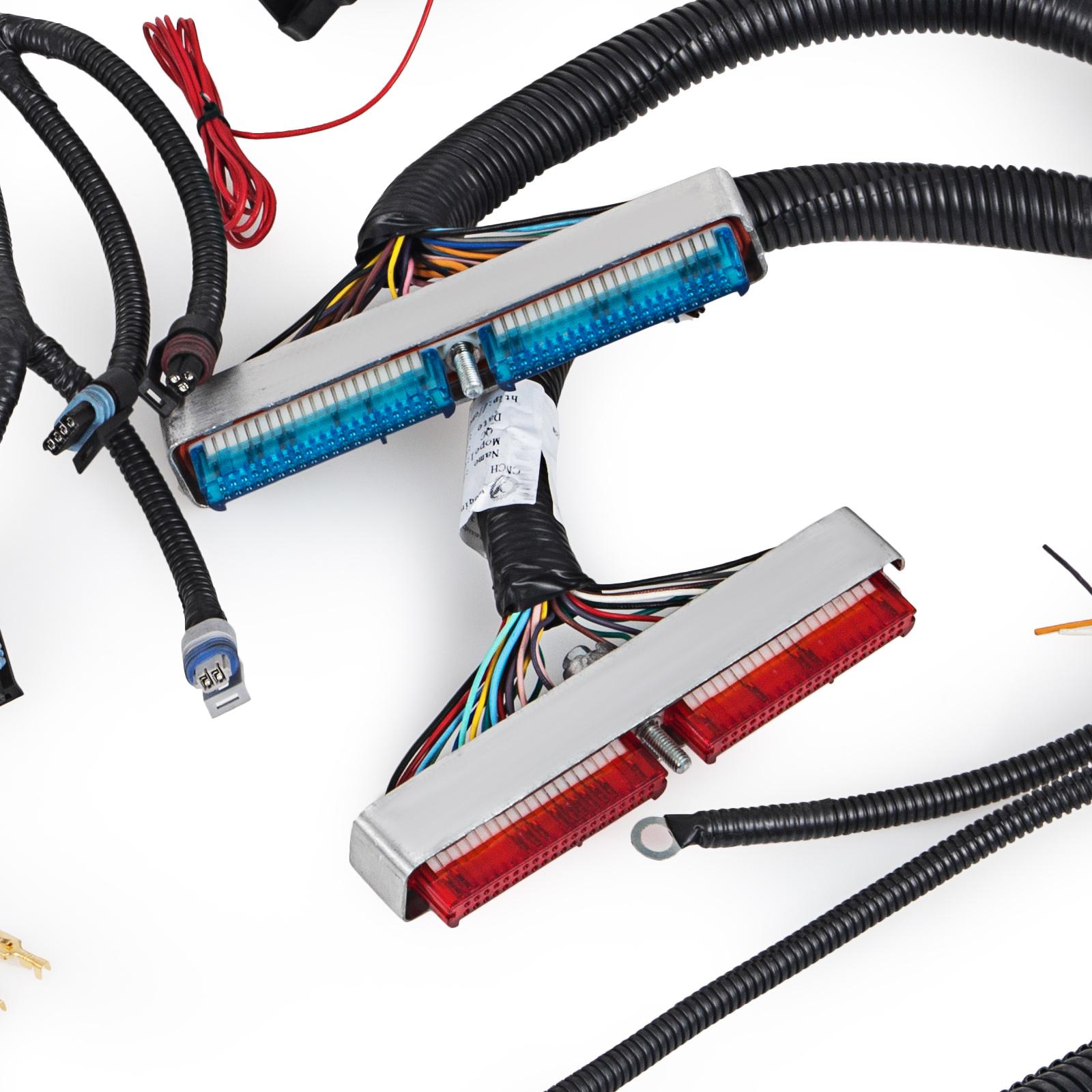 lslsx engine standalone wiring harness wt   ebay