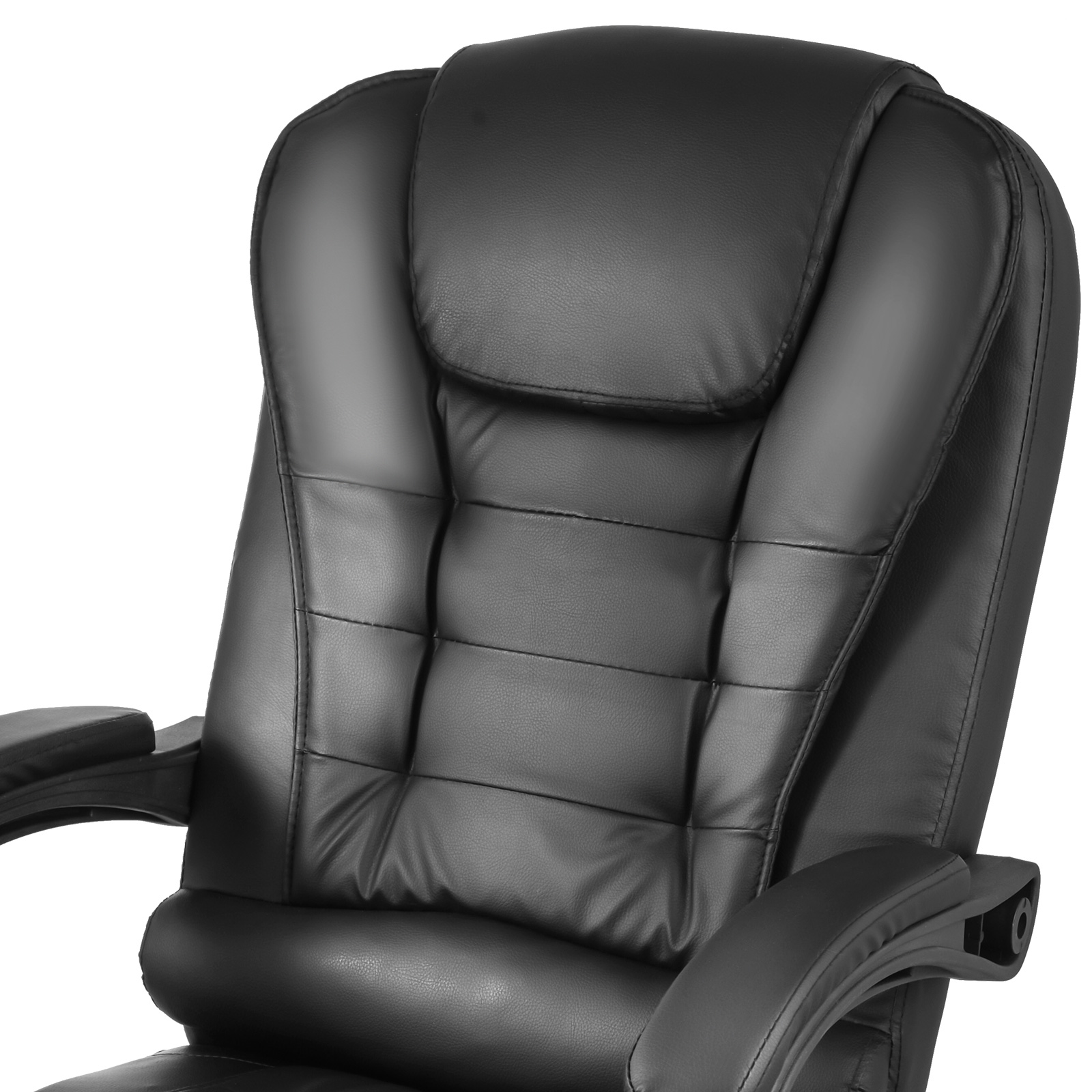 Adjustable Recliner Executive Reclining Office Chair High