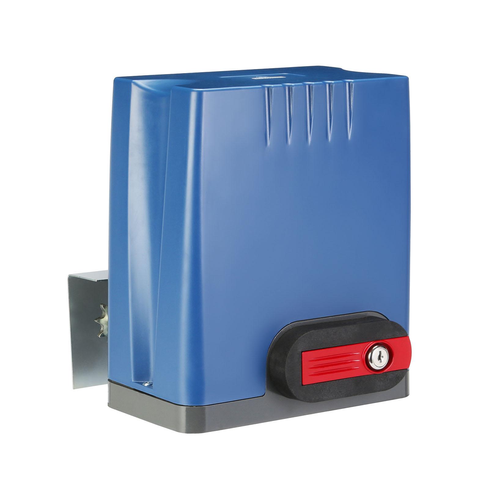 1800lbs Sliding Gate Opener Remote Kit Door Motor