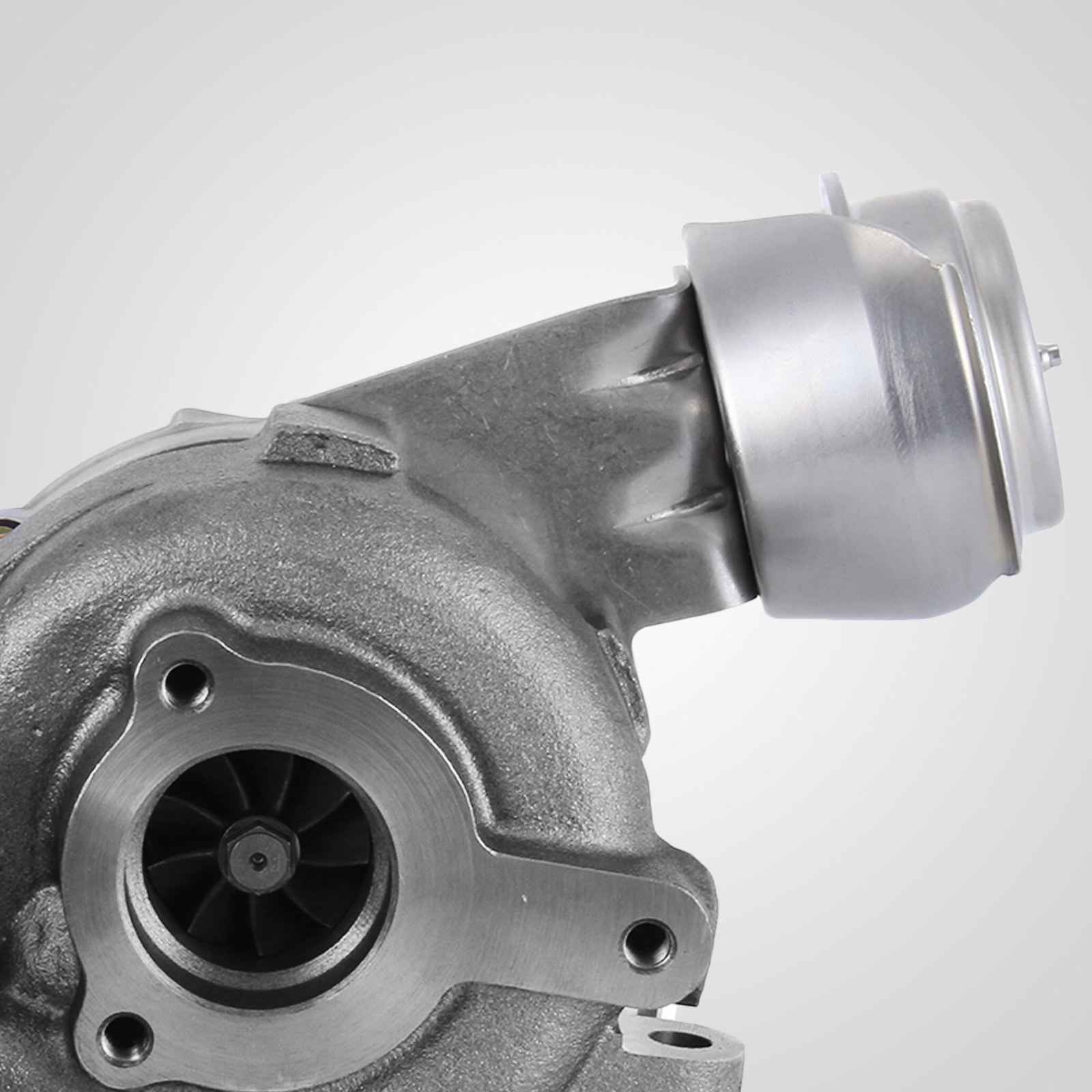 Ford Galaxy 2 3 Turbo Kit: GT1749V Turbocharger 713672 For 1.9L VW Audi A3 Ford