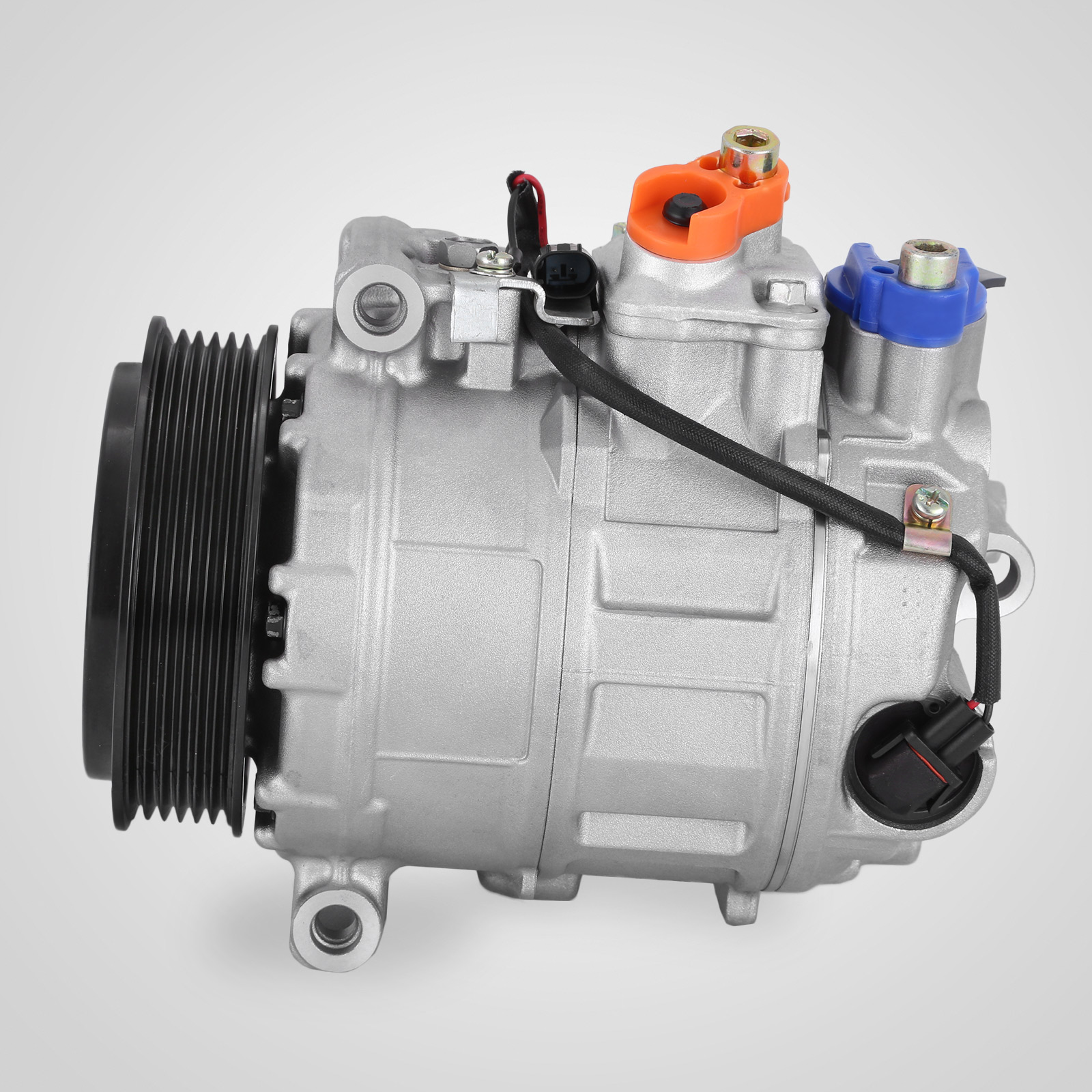 High Quality New Nugen AC Compressor with Clutch for 2001-2012 Mercedes Benz