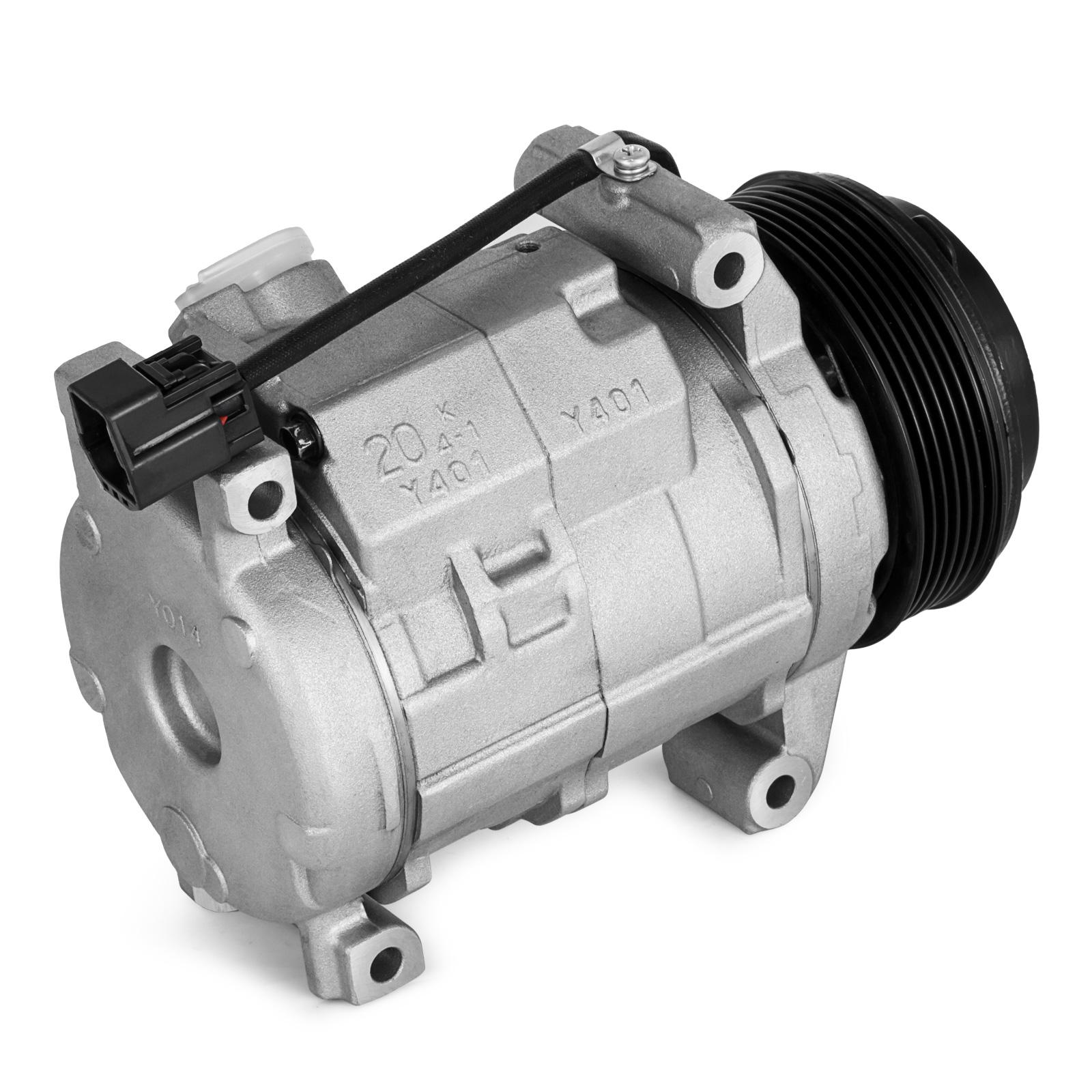 2008 Gmc Acadia Ac Compressor: AC Compressor CO 21625C For Enclave Traverse Acadia