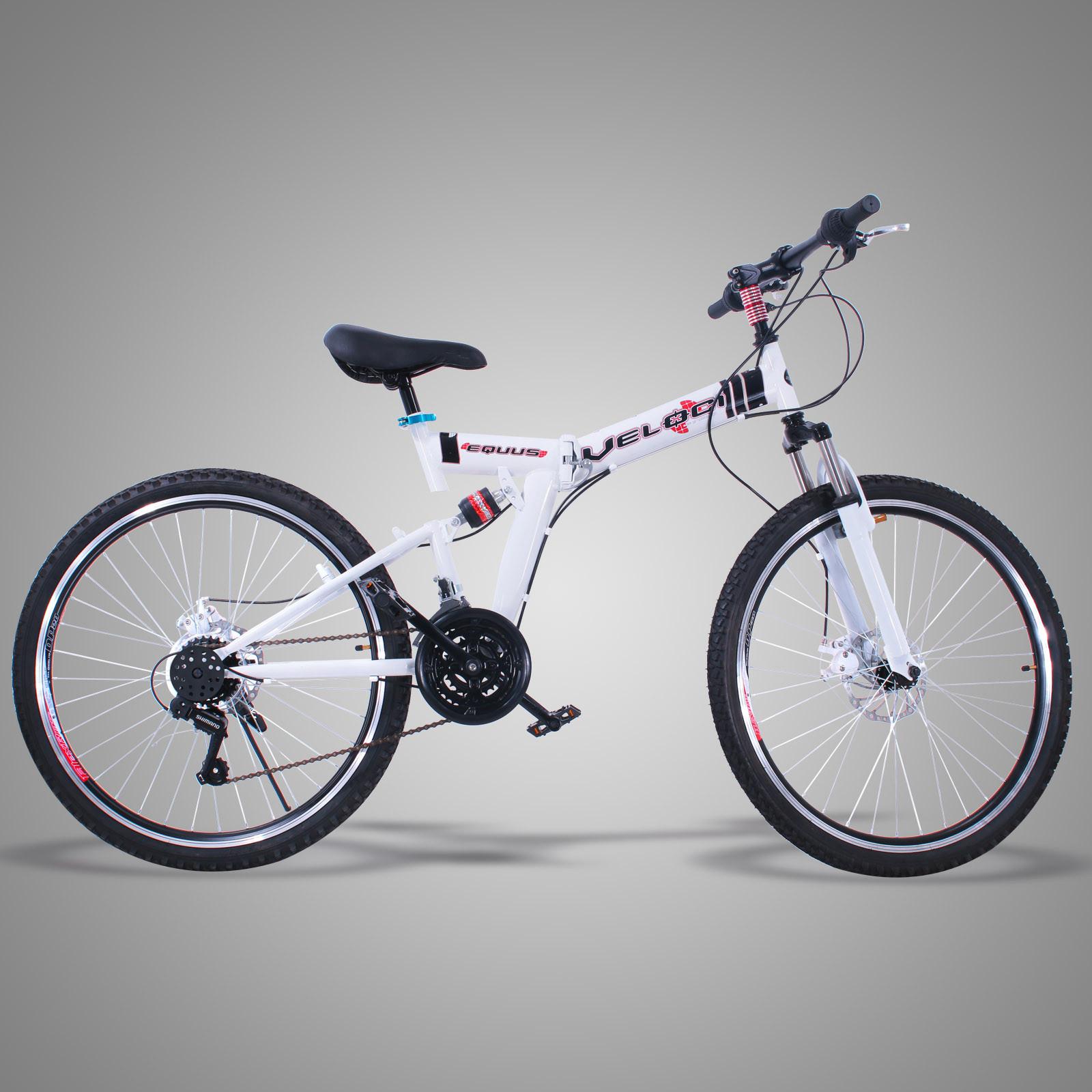 26 zoll mtb fahrrad 21 gang folding biycle school sport. Black Bedroom Furniture Sets. Home Design Ideas