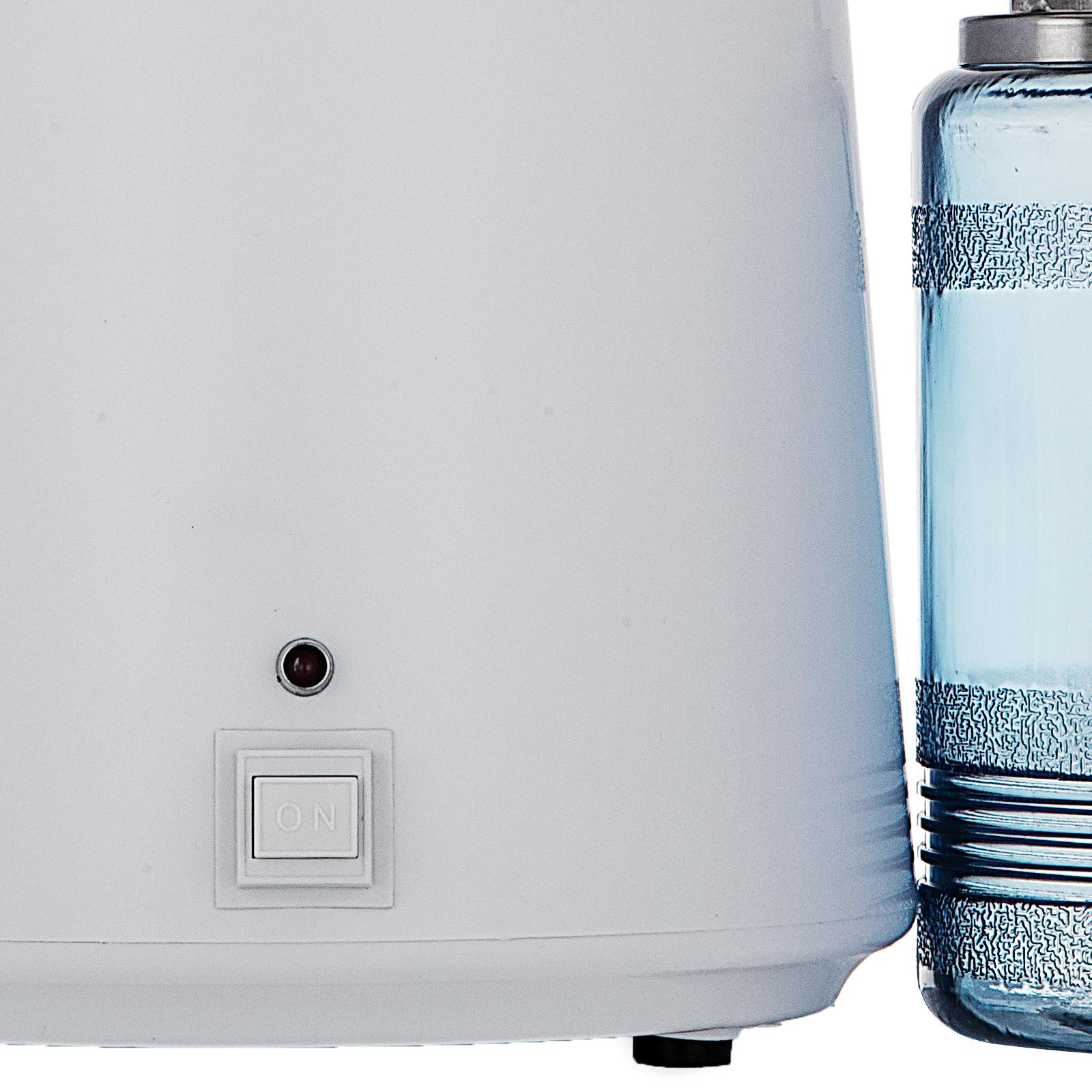 750W-4L-Wasser-Destilliergeraet-Water-Distiller-Einmachglas-Wasserflasche-Zuhause Indexbild 23