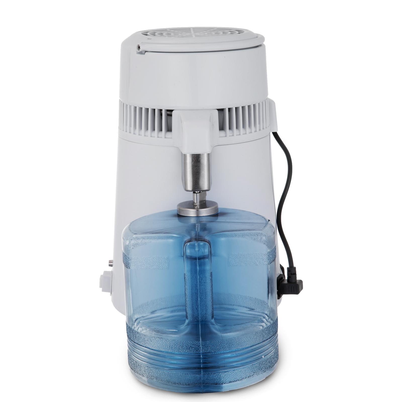 750W-4L-Wasser-Destilliergeraet-Water-Distiller-Einmachglas-Wasserflasche-Zuhause Indexbild 16