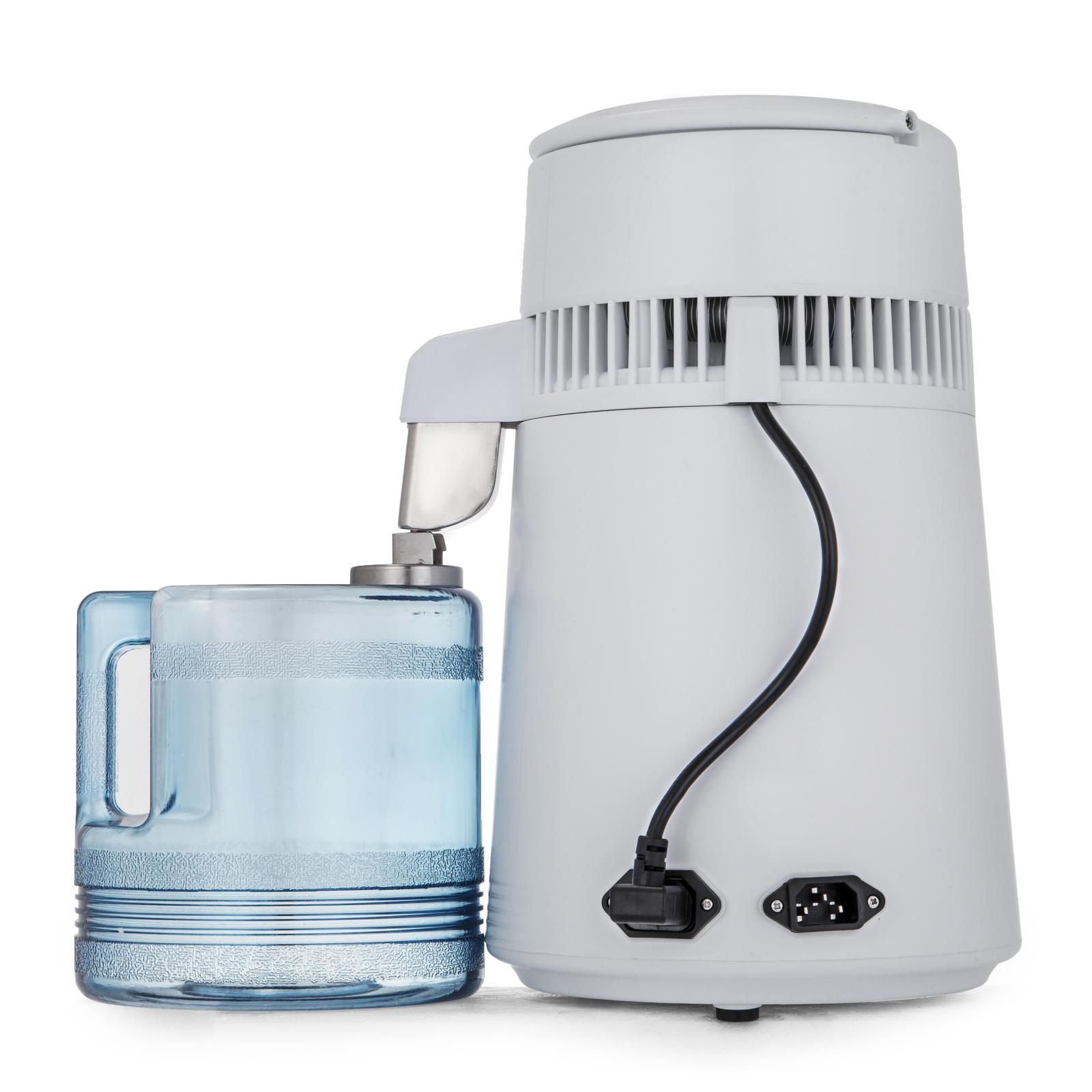 750W-4L-Wasser-Destilliergeraet-Water-Distiller-Einmachglas-Wasserflasche-Zuhause Indexbild 17