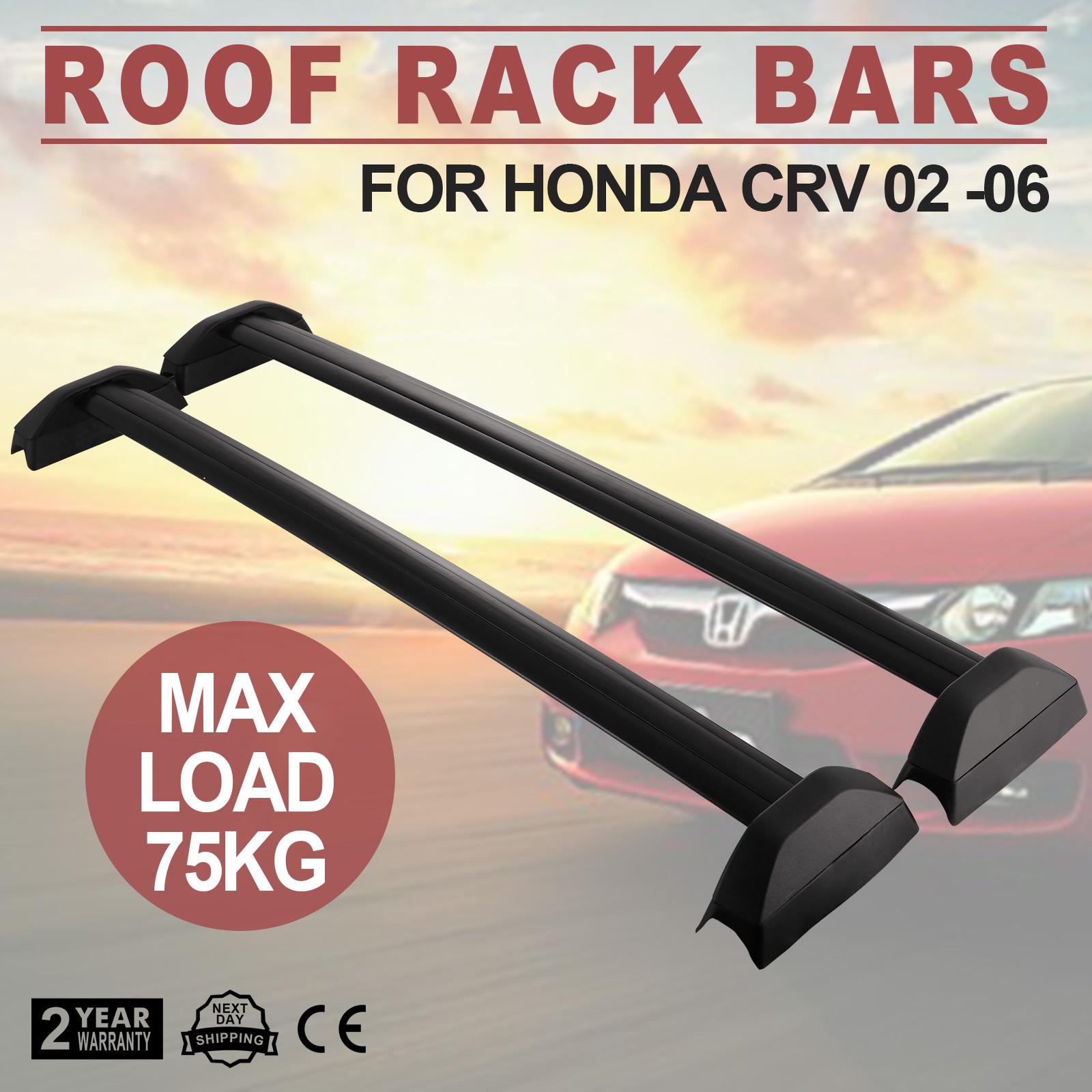 roof rack cross bar cargo carrier    honda crv    ebay