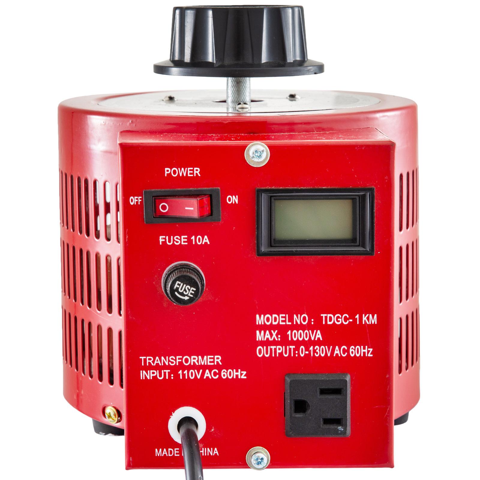 Variac-Variable-Transforme-0-5-1-2-3KVA-LCD-Single-Phase-Digital-Display-0-130V thumbnail 34