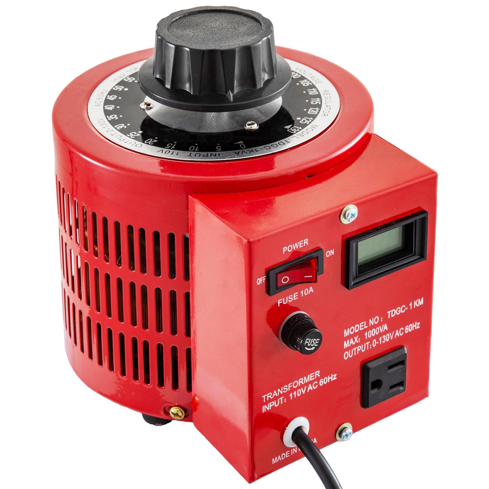 Variac-Variable-Transforme-0-5-1-2-3KVA-LCD-Single-Phase-Digital-Display-0-130V thumbnail 36