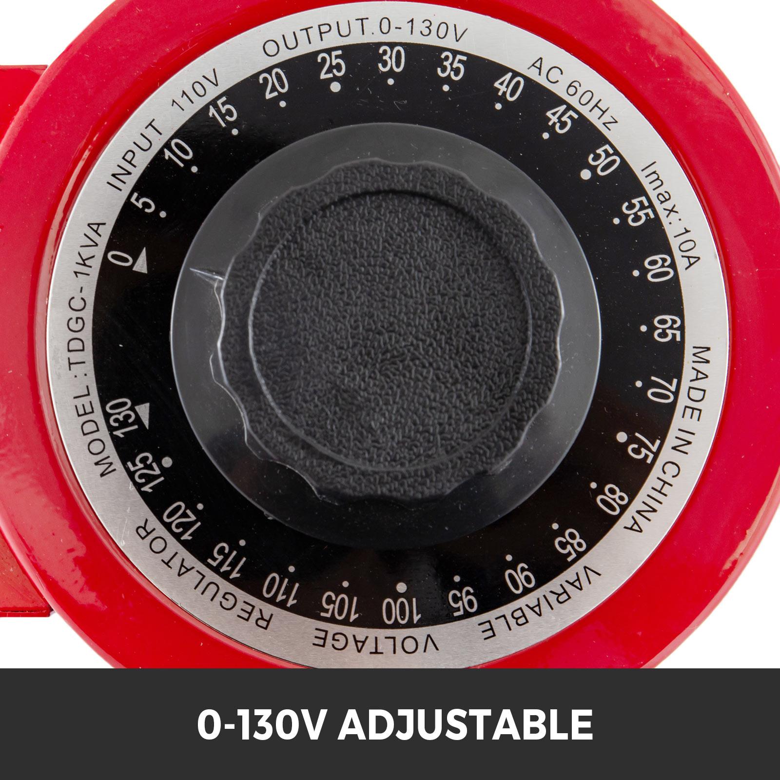 Variac-Variable-Transforme-0-5-1-2-3KVA-LCD-Single-Phase-Digital-Display-0-130V thumbnail 27