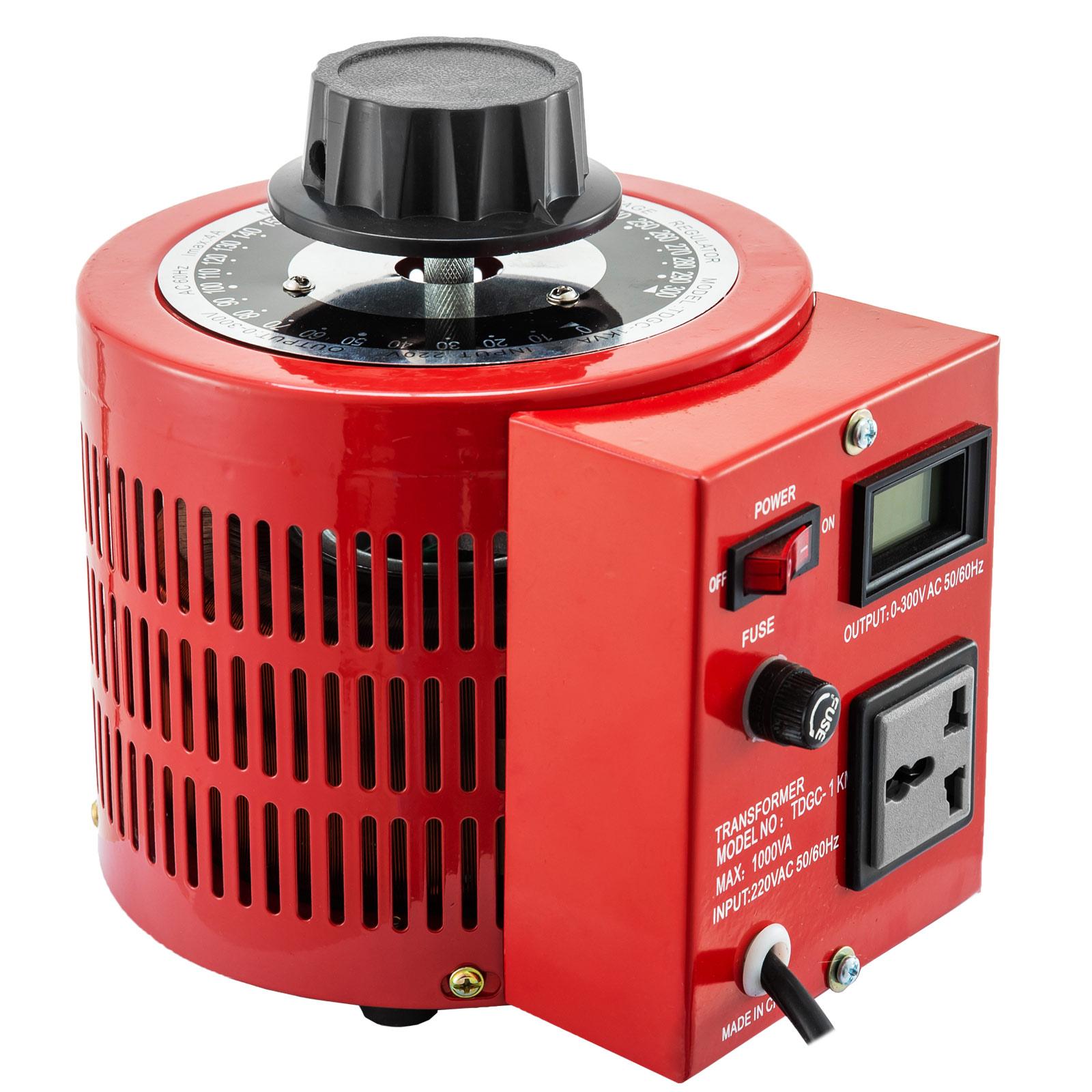 Auto-Variac-Variable-Transformer-0-5-1-2-3KVA-Regulator-pure-copper-coil-220V thumbnail 36