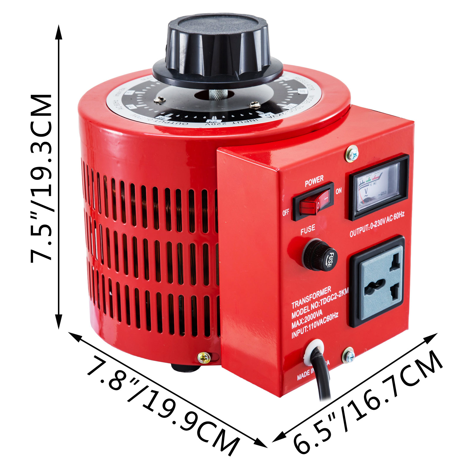 0-5-1-2-3KVA-Variac-Variable-Transformer-0-130V-AC-Voltage-Regulator-5-10-20-30A miniature 80