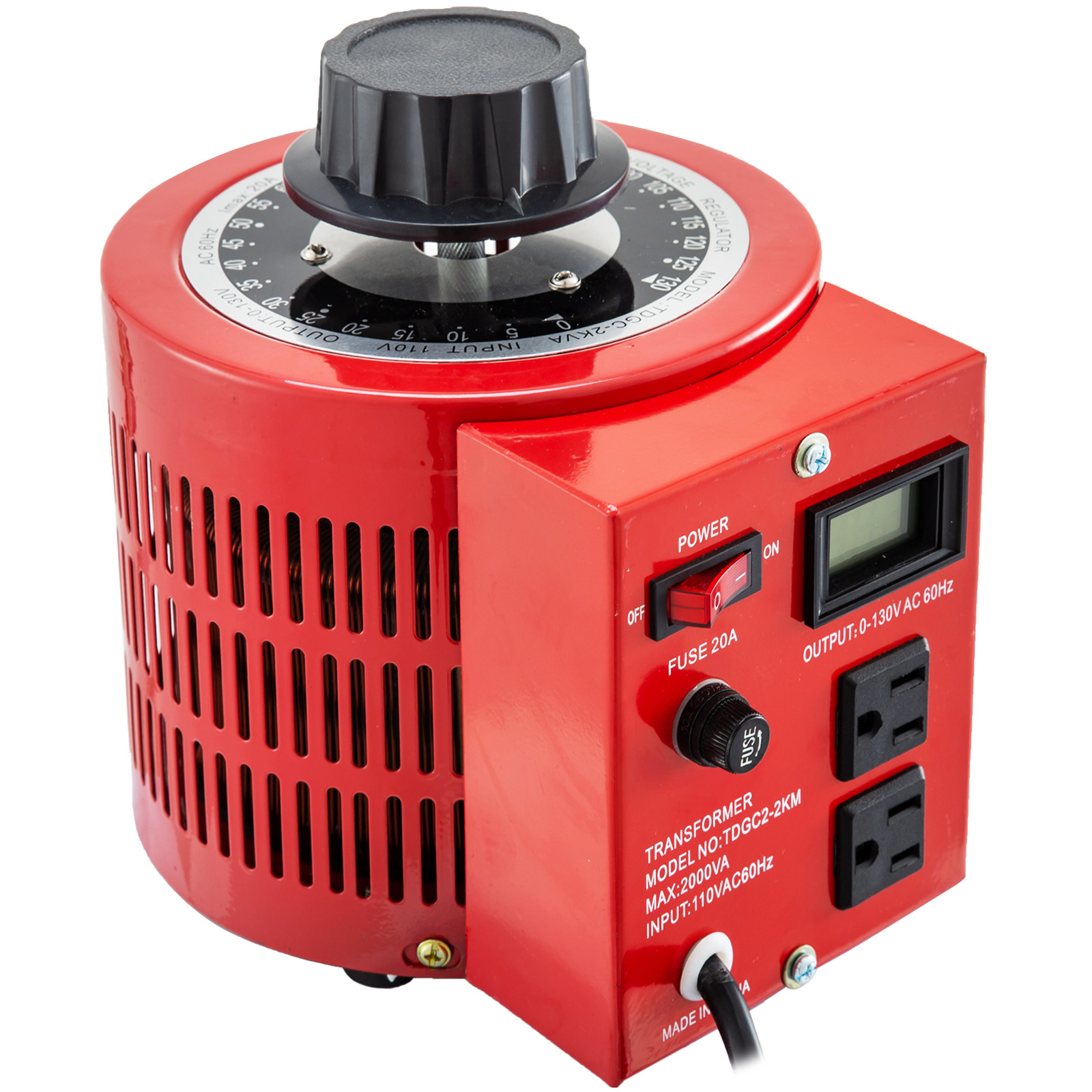 Variac-Variable-Transforme-0-5-1-2-3KVA-LCD-Single-Phase-Digital-Display-0-130V thumbnail 48