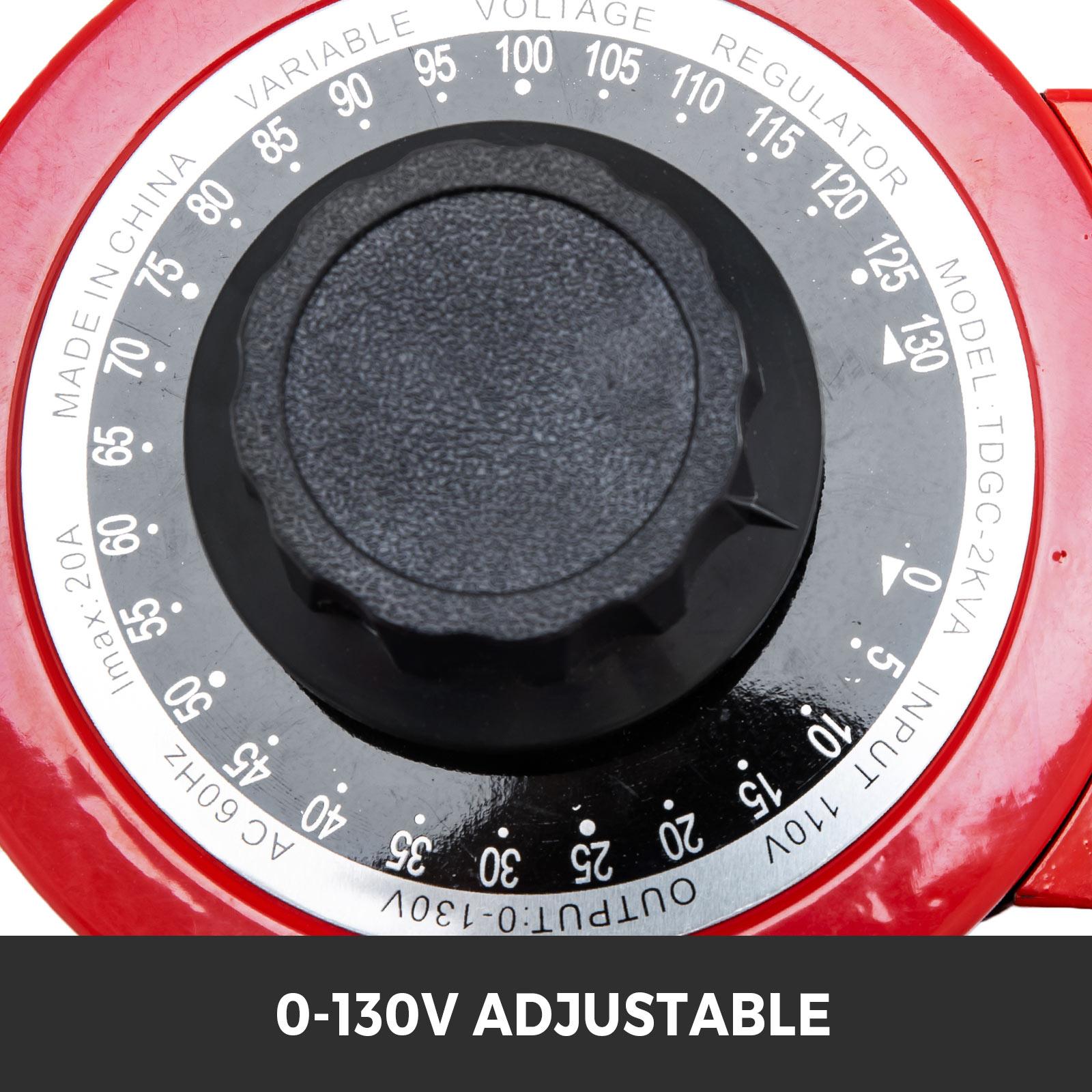 Variac-Variable-Transforme-0-5-1-2-3KVA-LCD-Single-Phase-Digital-Display-0-130V thumbnail 39