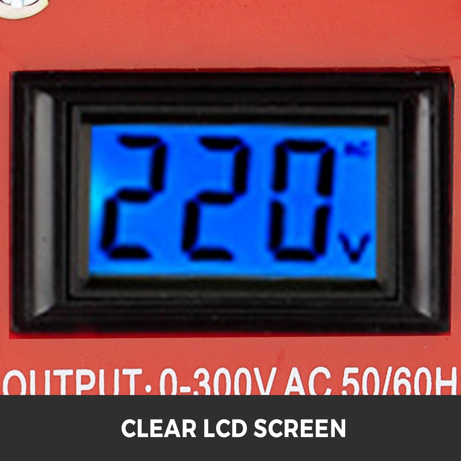 Auto-Variac-Variable-Transformer-0-5-1-2-3KVA-Regulator-pure-copper-coil-220V thumbnail 52