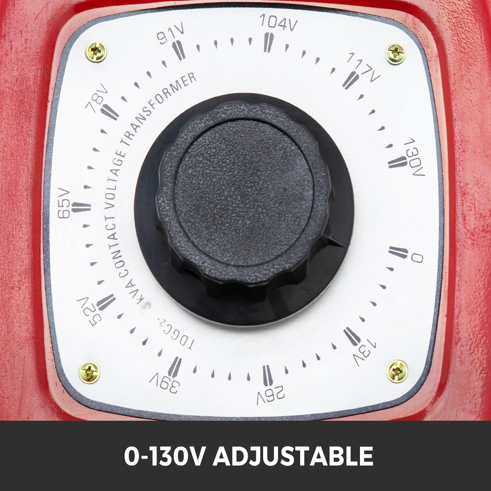 Variac-Variable-Transforme-0-5-1-2-3KVA-LCD-Single-Phase-Digital-Display-0-130V thumbnail 51