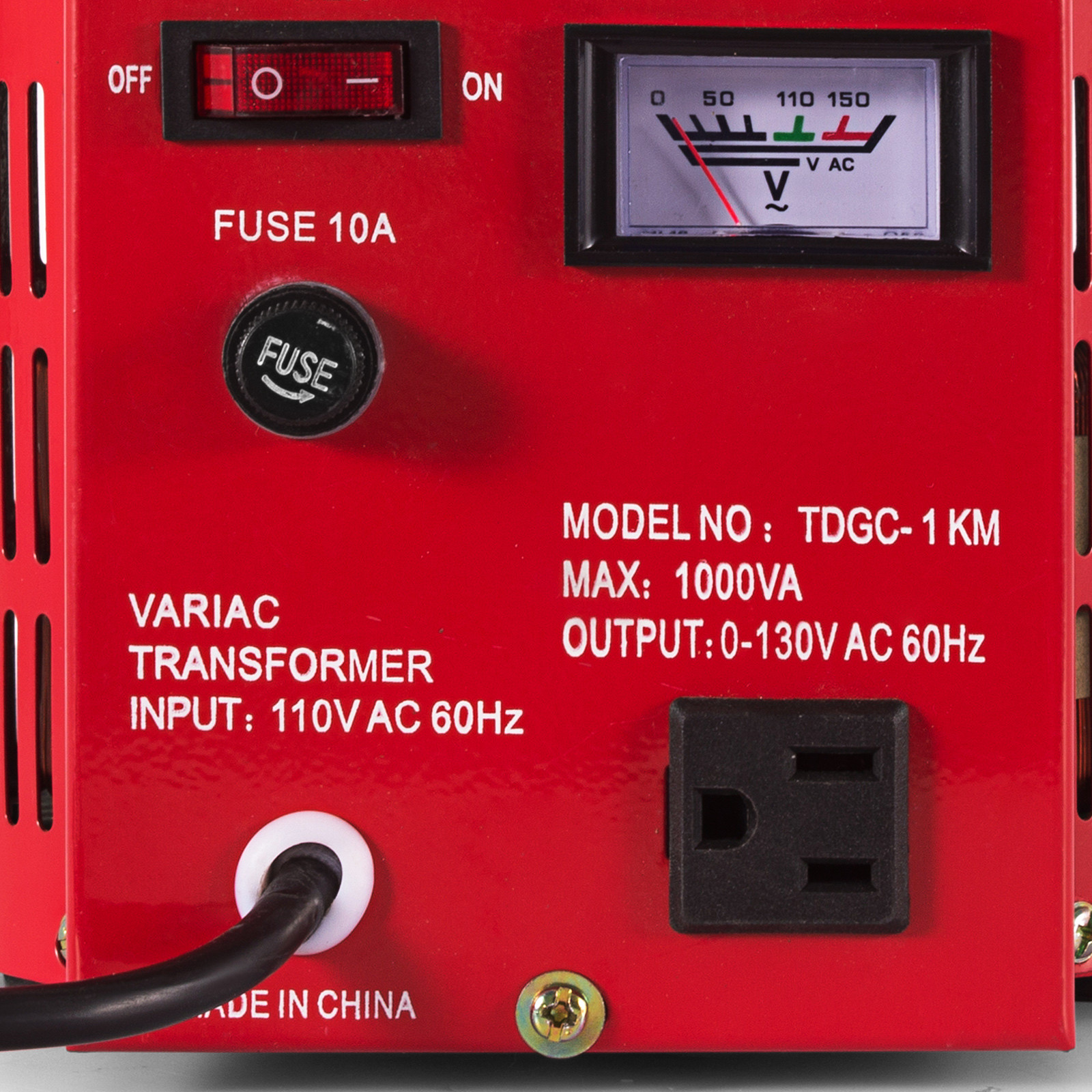 0-5-1-2-3KVA-Variac-Variable-Transformer-0-130V-AC-Voltage-Regulator-5-10-20-30A miniature 31