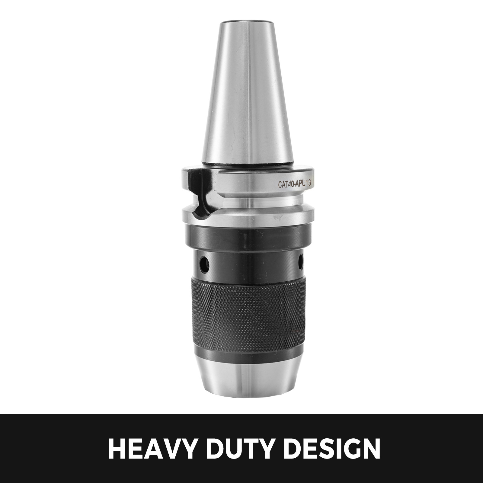 HGC CAT40 Keyless Drill Chuck 1//2 Fits On Haas CNC Easy Great Tool Holder