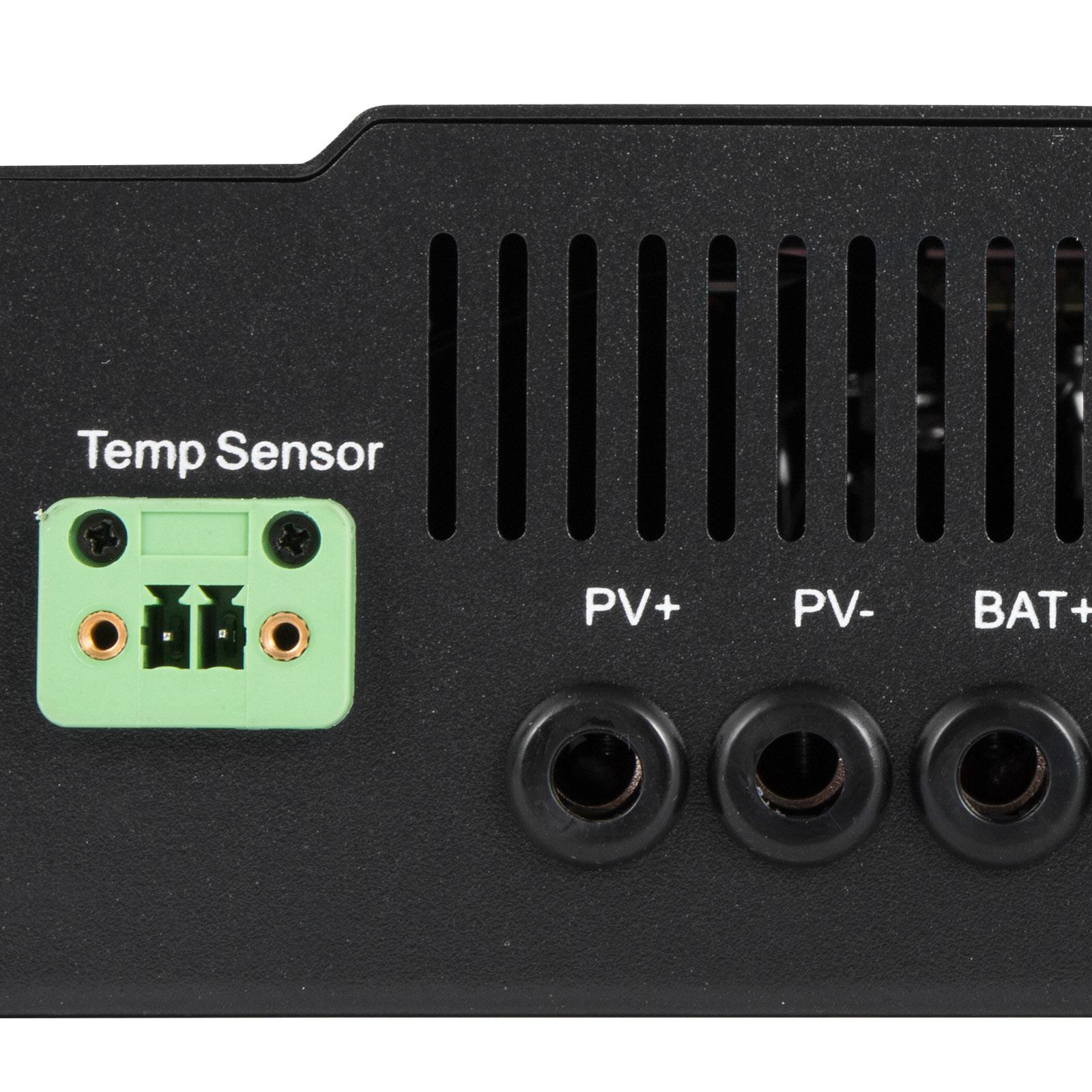 ESMART-3-LCD-40a-50a-60a-12v-24v-36v-48v-MPPT-Solar-Charge-Controller-Regolatore-di-carica miniatura 66