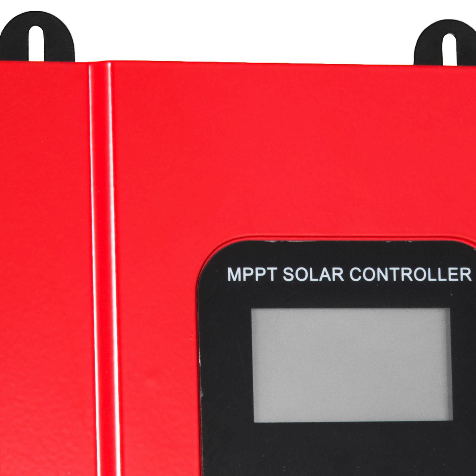 ESMART-3-LCD-40a-50a-60a-12v-24v-36v-48v-MPPT-Solar-Charge-Controller-Regolatore-di-carica miniatura 19