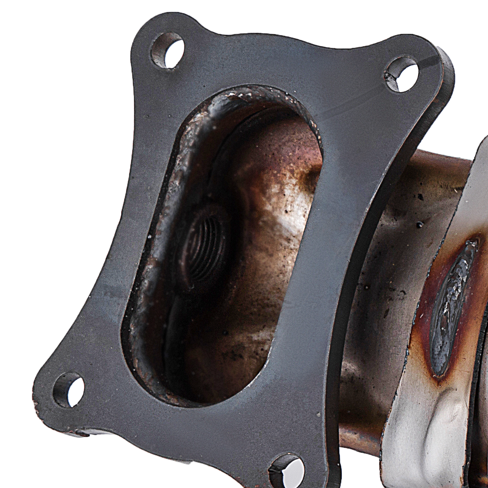 Set Catalytic Converter Fits Radiator Side Pilot/Ridgeline