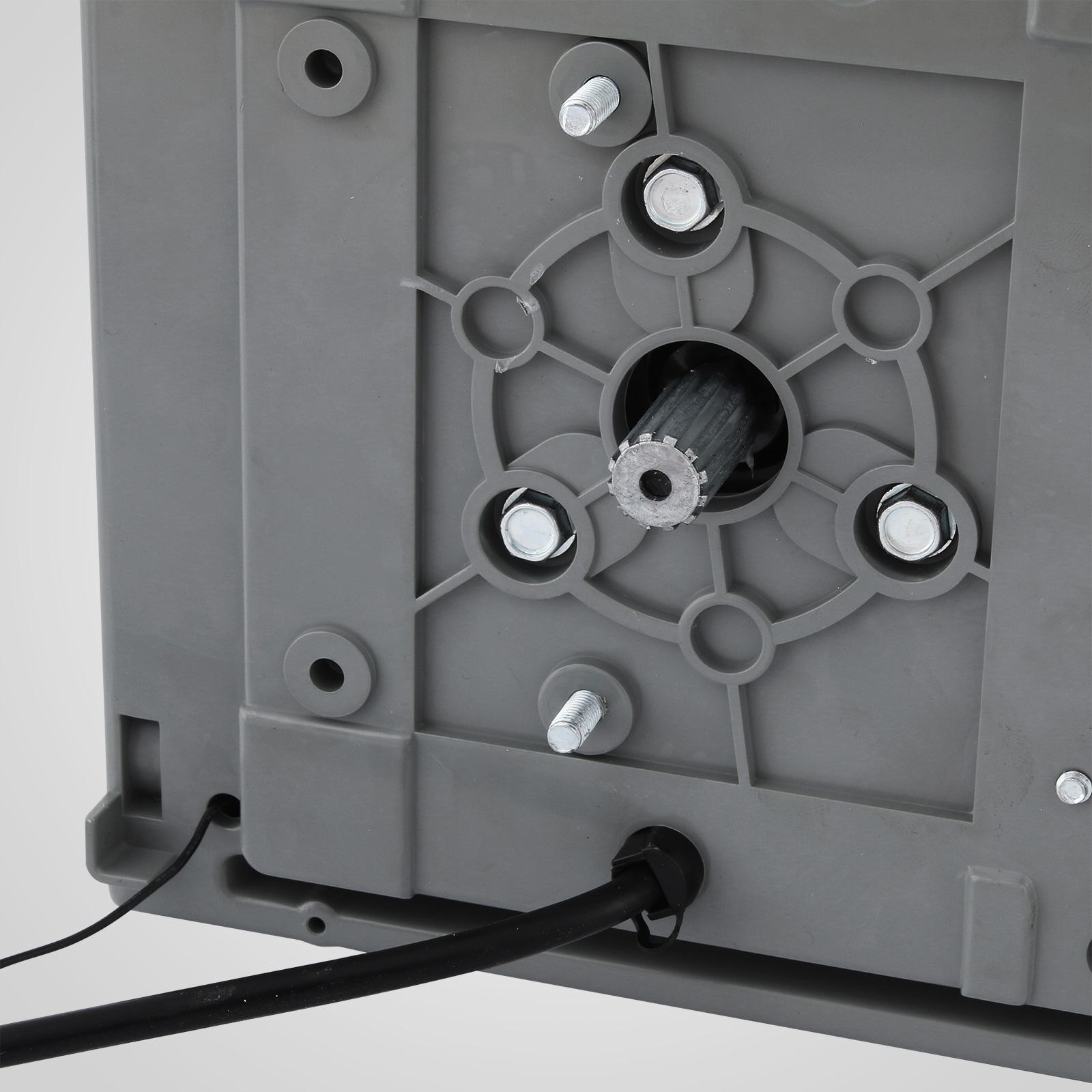 Garage Panel Sectional Door Opener 800n Sectional Dc Motor