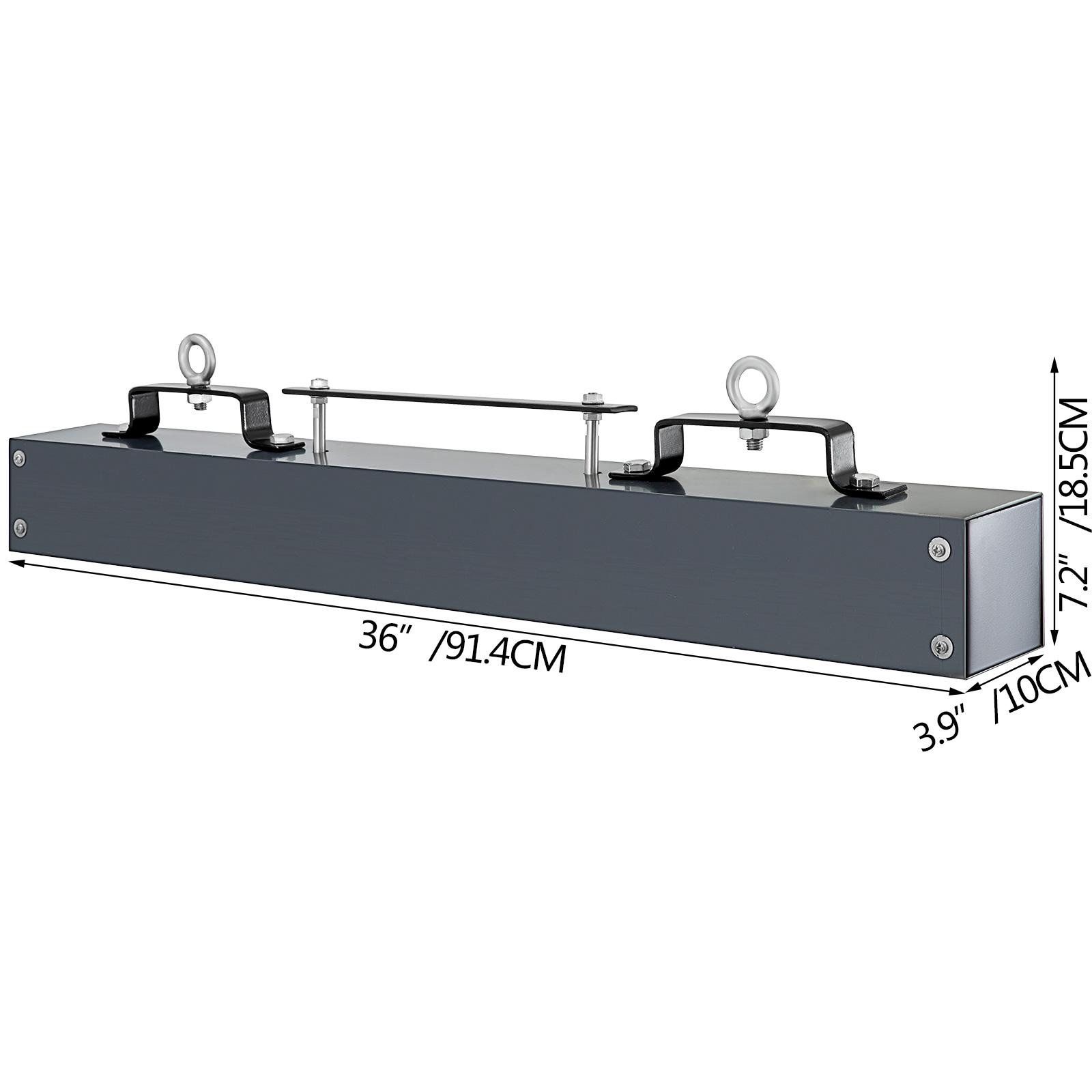 Hanging-Magnet-Magnetic-Sweeper-36-48-60-72-84-034-Lifting-Magnet-for-Forklift thumbnail 68