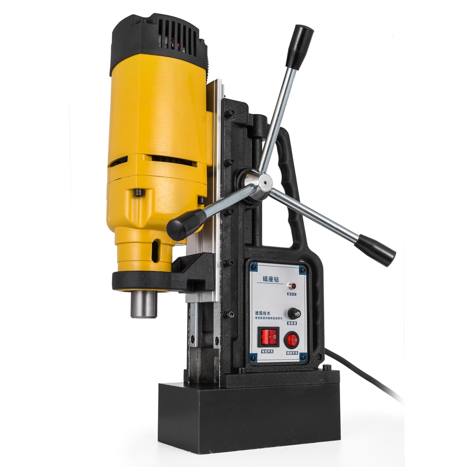 MB23-BRM35-MD40-Trapano-Perforatrice-Carotatore-Fresa-Magnetico-12-40mm-230V miniatura 54