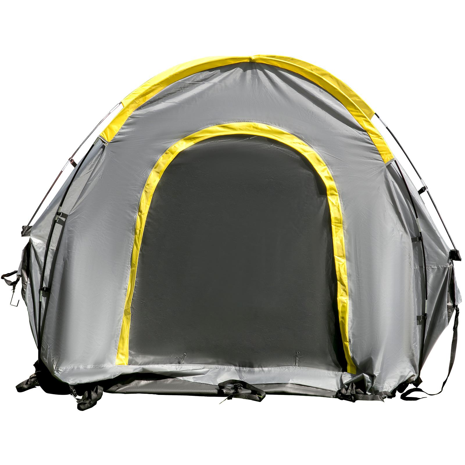 thumbnail 25 - VEVOR Truck Tent Truck Bed Tent 5' - 8' Pickup Tent Waterproof Outdoor Camping