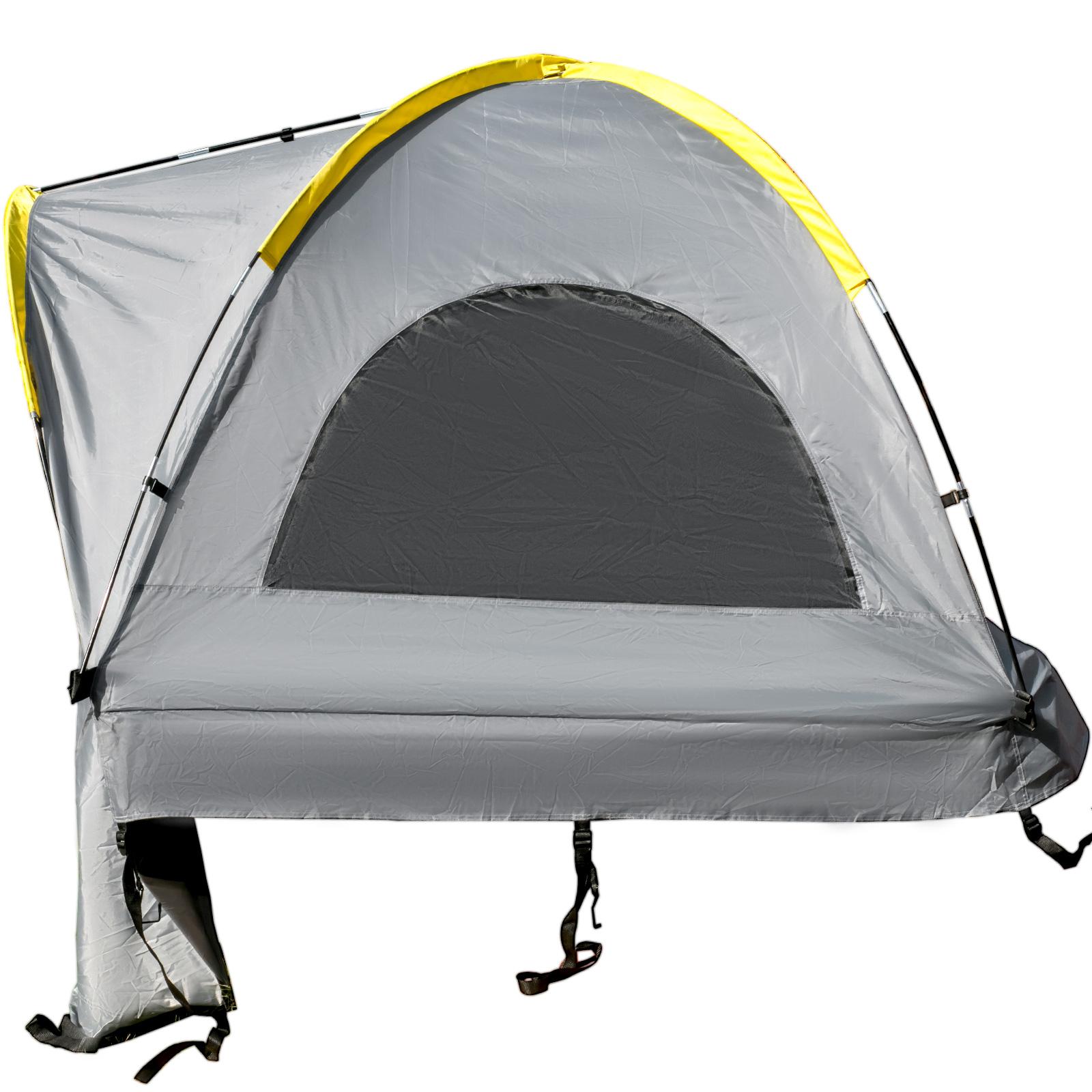 thumbnail 50 - VEVOR Truck Tent Truck Bed Tent 5' - 8' Pickup Tent Waterproof Outdoor Camping