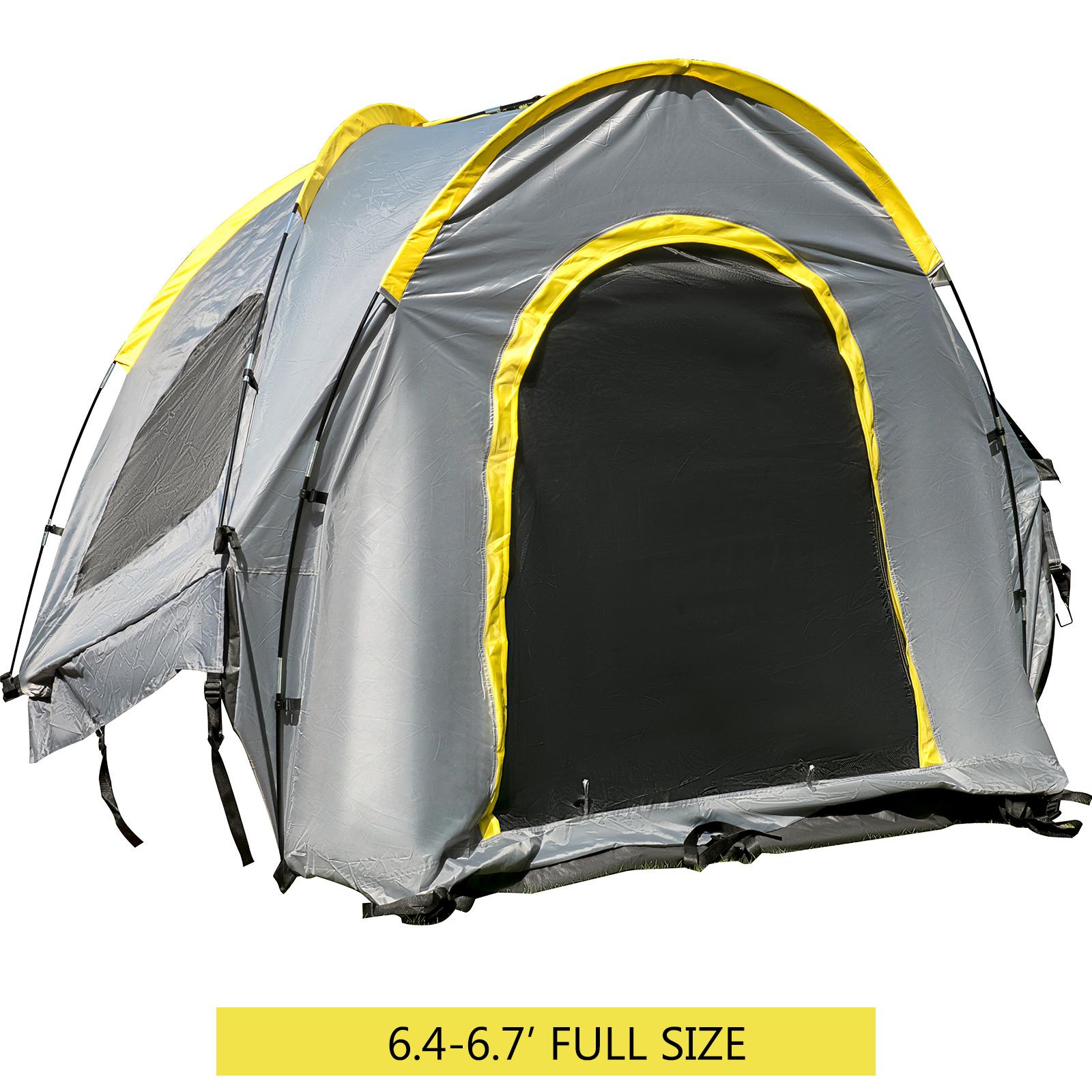 thumbnail 46 - VEVOR Truck Tent Truck Bed Tent 5' - 8' Pickup Tent Waterproof Outdoor Camping