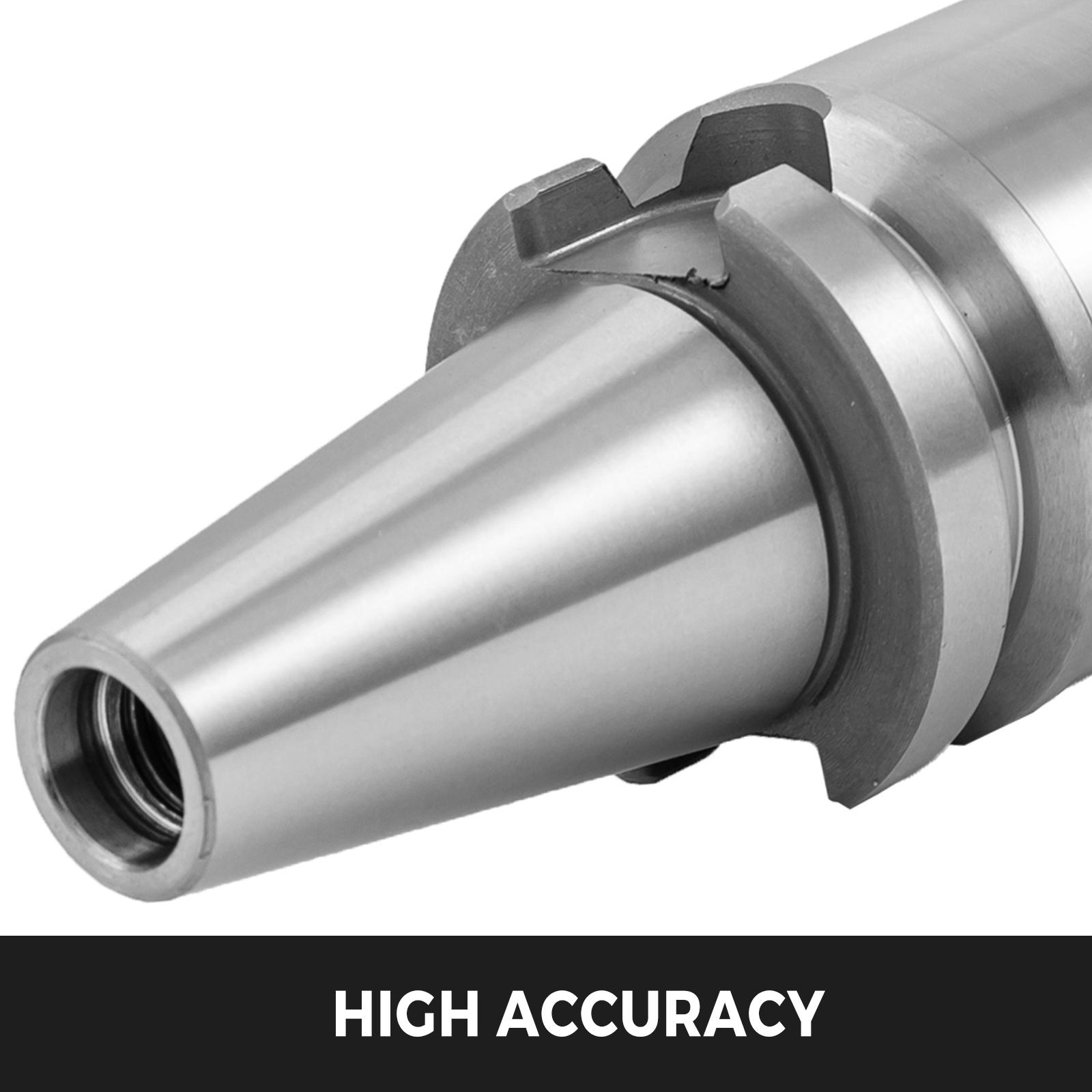 BT30 ER32 Collet Chuck 2.75/'/'//4/'/' w// Wrench Tool Holder 40Cr Frame Precision