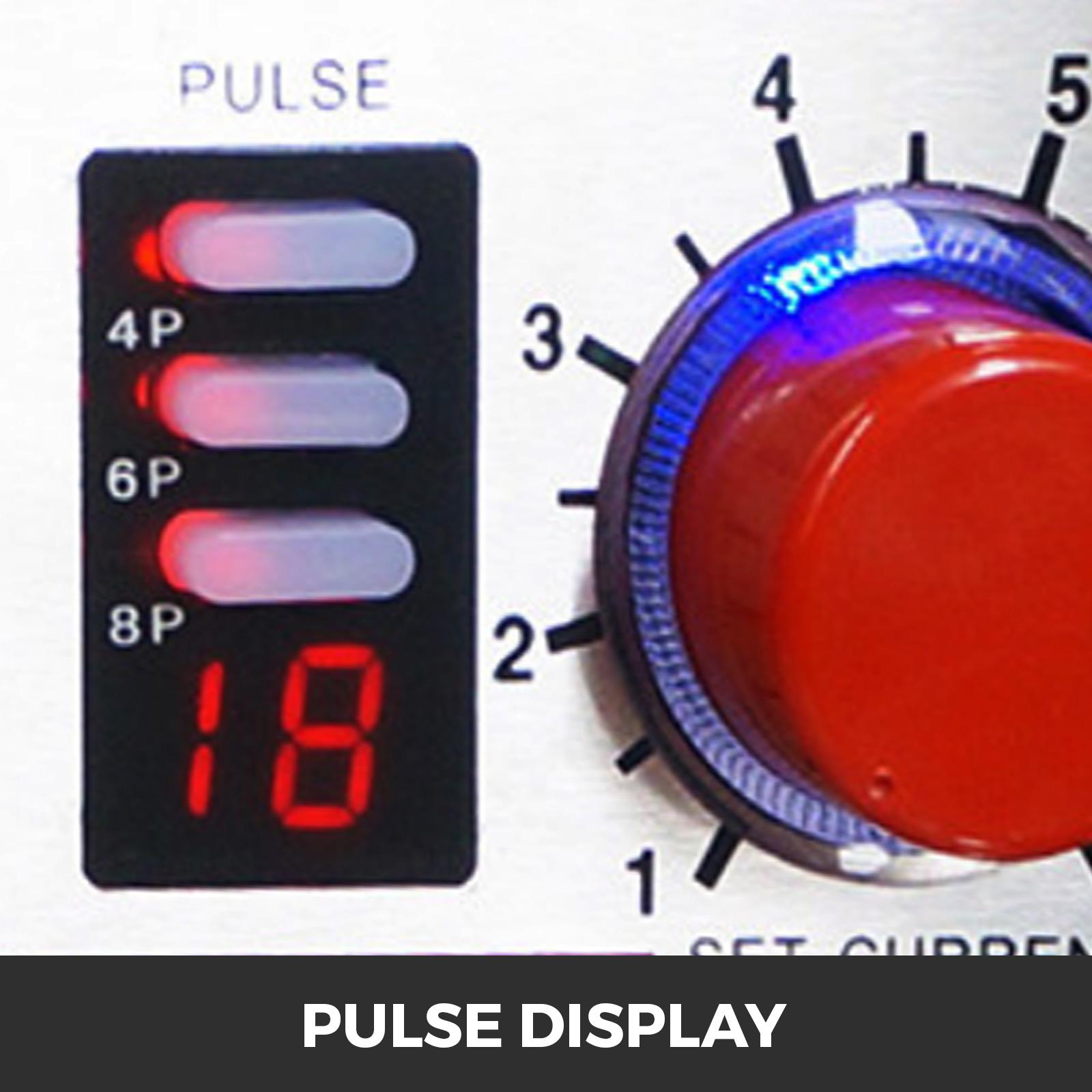 709AD 3in1 Battery Pulse Spot Welder w// 1Kg Nickel Plated Steel Strip for 18650