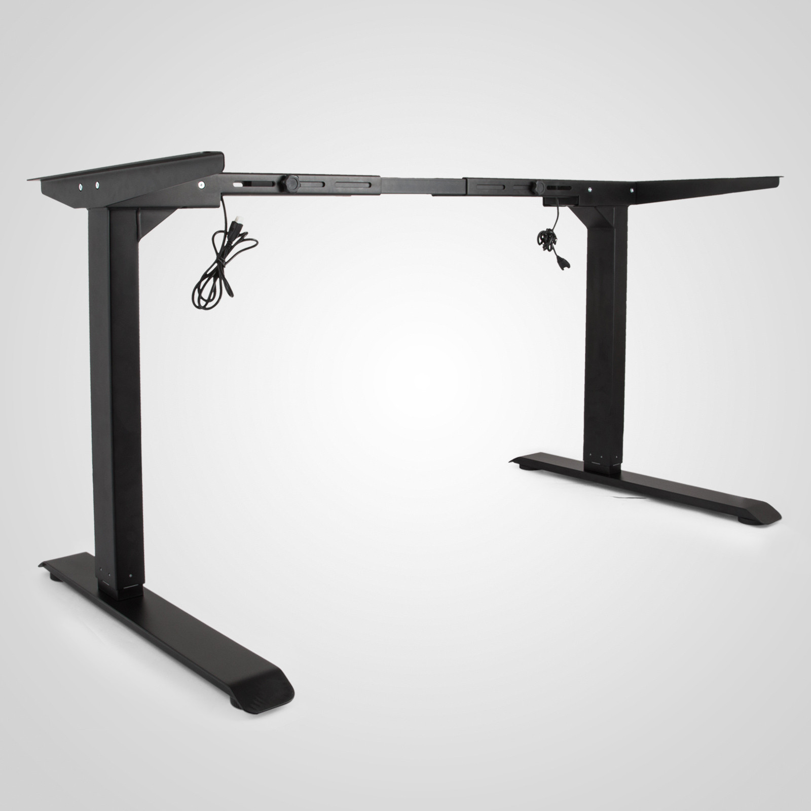 Electric-Sit-Stand-Standing-Desk-Frame-Dual-Motor-Stable-Heavy-Duty-Premium thumbnail 16