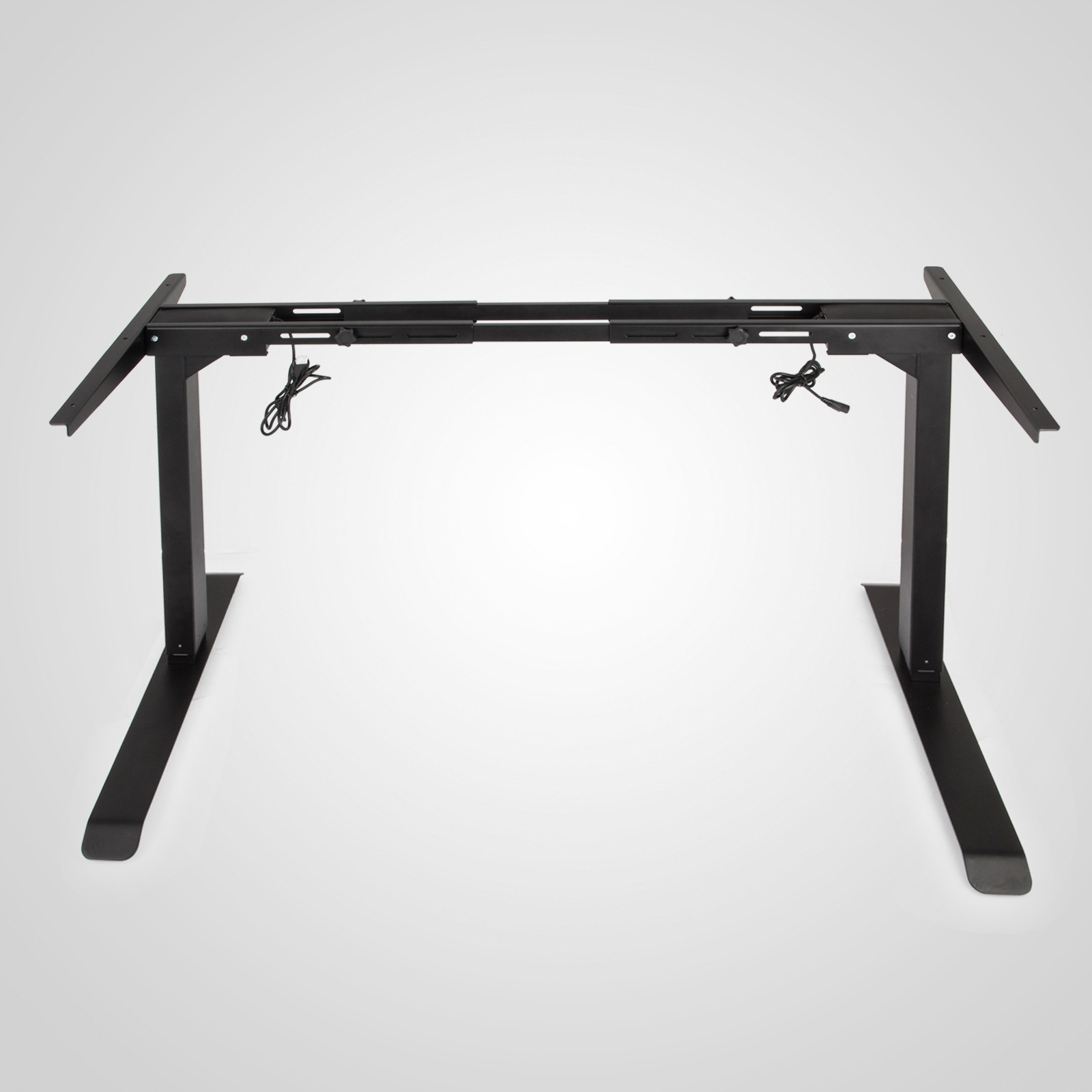 Electric-Sit-Stand-Standing-Desk-Frame-Dual-Motor-Stable-Heavy-Duty-Premium thumbnail 18