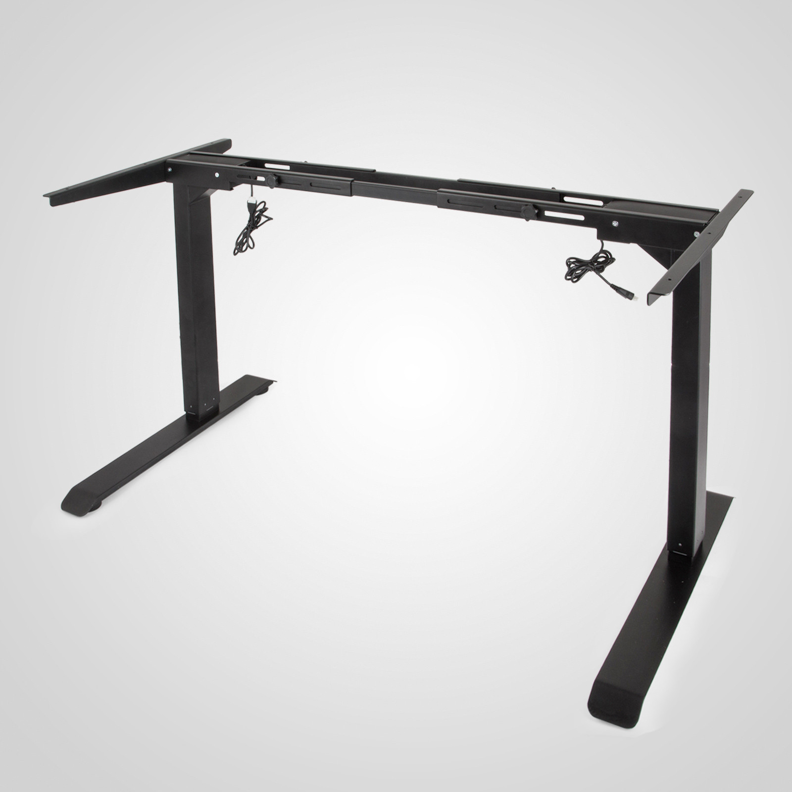 Electric-Sit-Stand-Standing-Desk-Frame-Dual-Motor-Stable-Heavy-Duty-Premium thumbnail 19