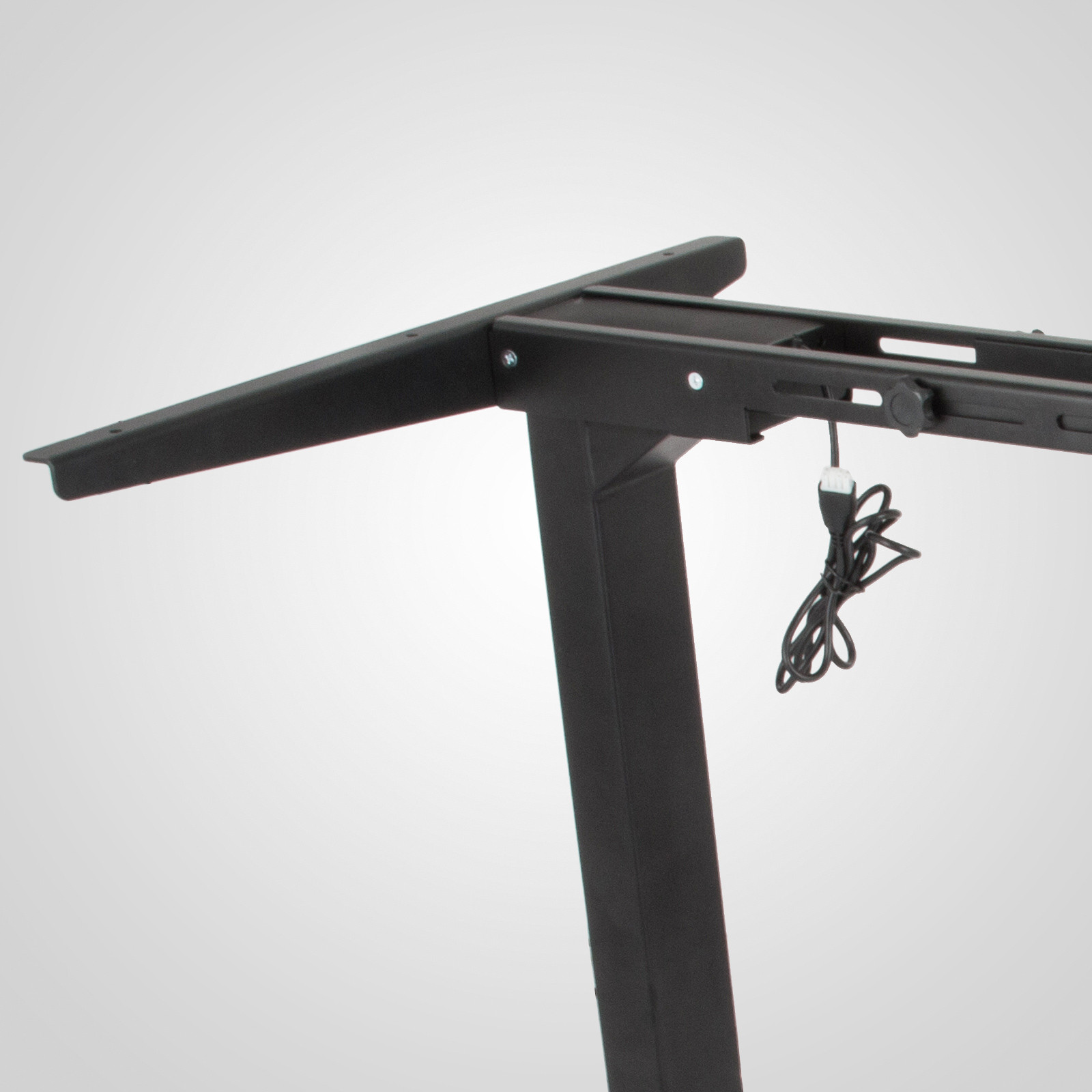 Electric-Sit-Stand-Standing-Desk-Frame-Dual-Motor-Stable-Heavy-Duty-Premium thumbnail 21