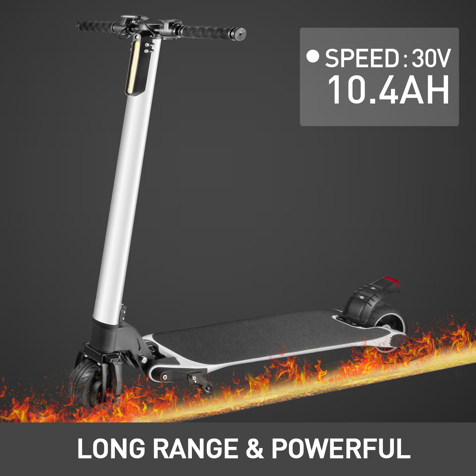 5-034-Electric-Scooter-8-8-amp-10-4Ah-Ultralight-Foldable-Skateboard-For-Adult-Teenage thumbnail 51