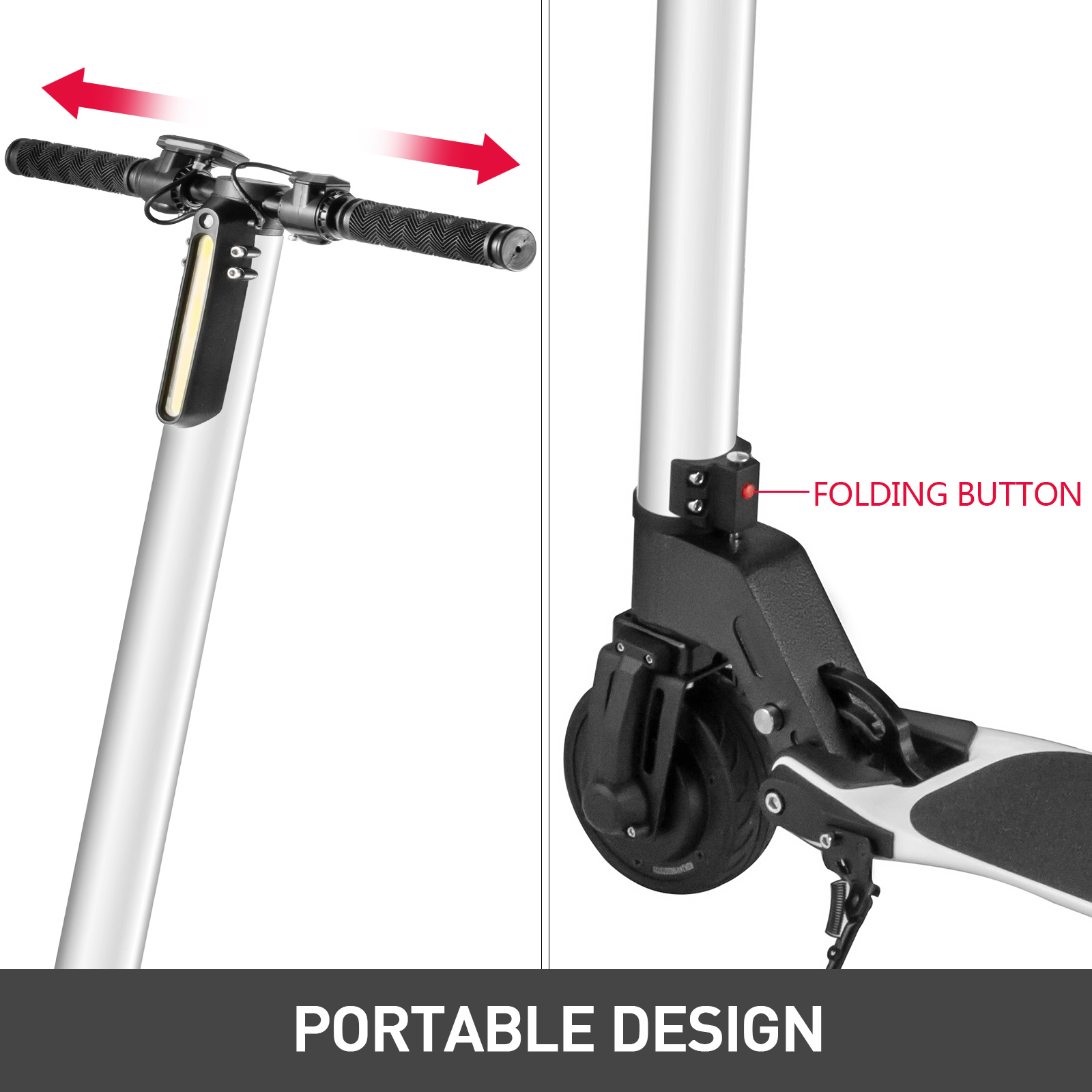 5-034-Electric-Scooter-8-8-amp-10-4Ah-Ultralight-Foldable-Skateboard-For-Adult-Teenage thumbnail 55