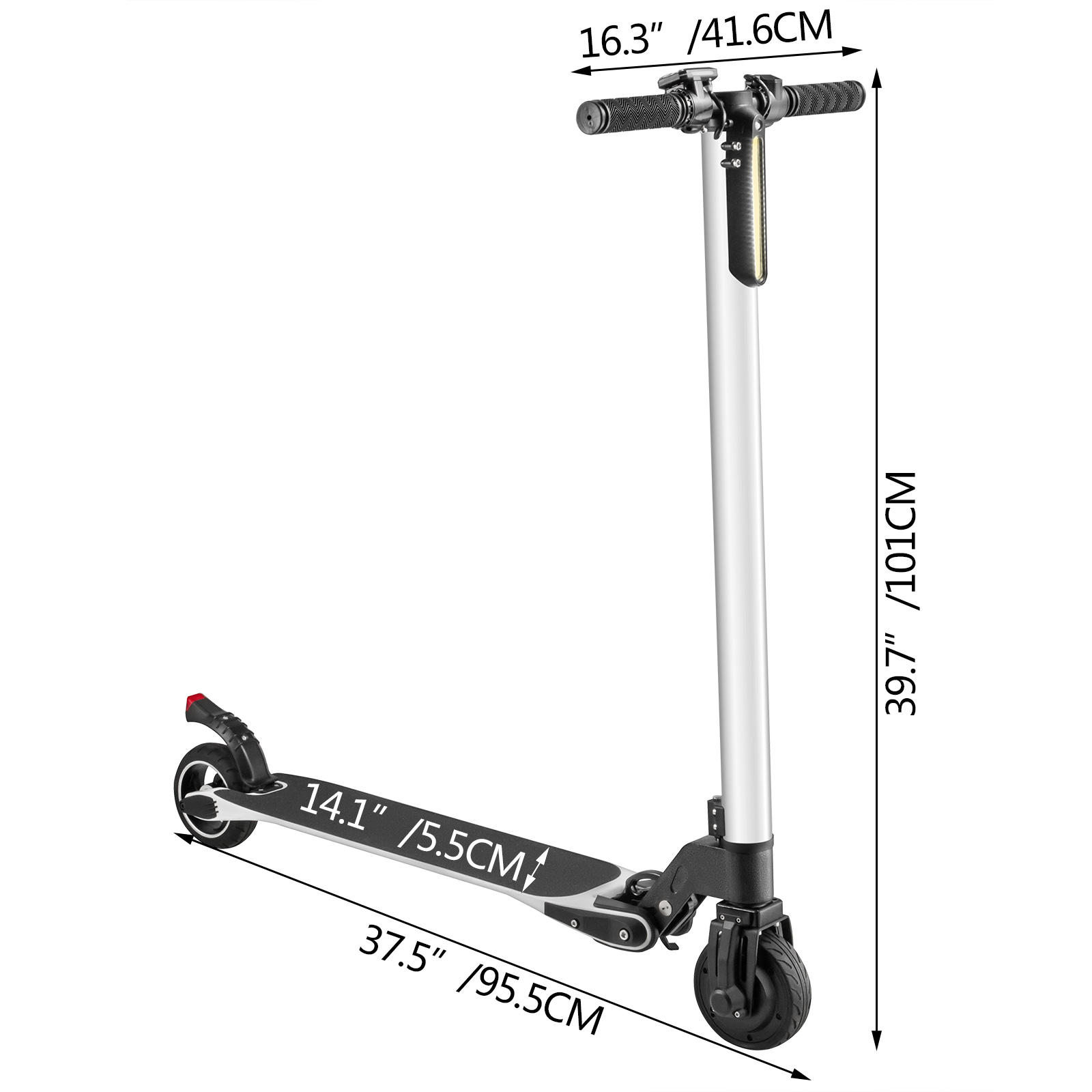 5-034-Electric-Scooter-8-8-amp-10-4Ah-Ultralight-Foldable-Skateboard-For-Adult-Teenage thumbnail 56