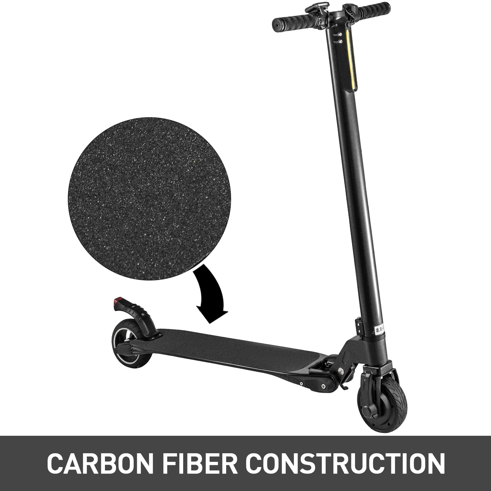 5-034-Electric-Scooter-8-8-amp-10-4Ah-Ultralight-Foldable-Skateboard-For-Adult-Teenage thumbnail 14