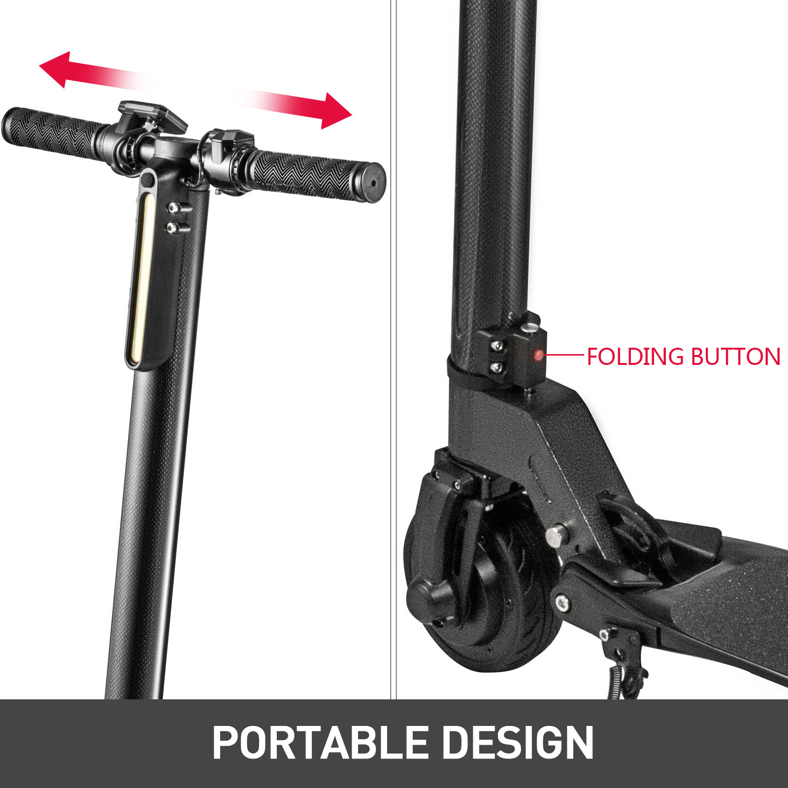 5-034-Electric-Scooter-8-8-amp-10-4Ah-Ultralight-Foldable-Skateboard-For-Adult-Teenage thumbnail 19