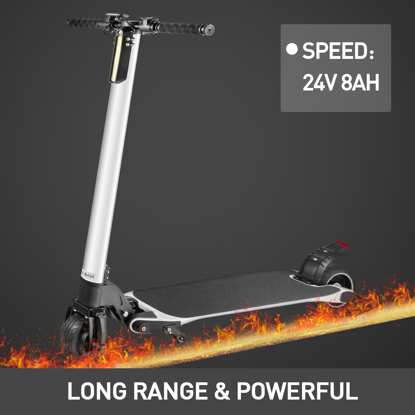 5-034-Electric-Scooter-8-8-amp-10-4Ah-Ultralight-Foldable-Skateboard-For-Adult-Teenage thumbnail 27