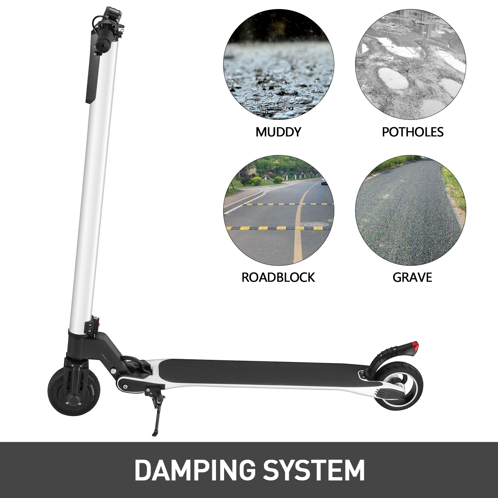 5-034-Electric-Scooter-8-8-amp-10-4Ah-Ultralight-Foldable-Skateboard-For-Adult-Teenage thumbnail 29