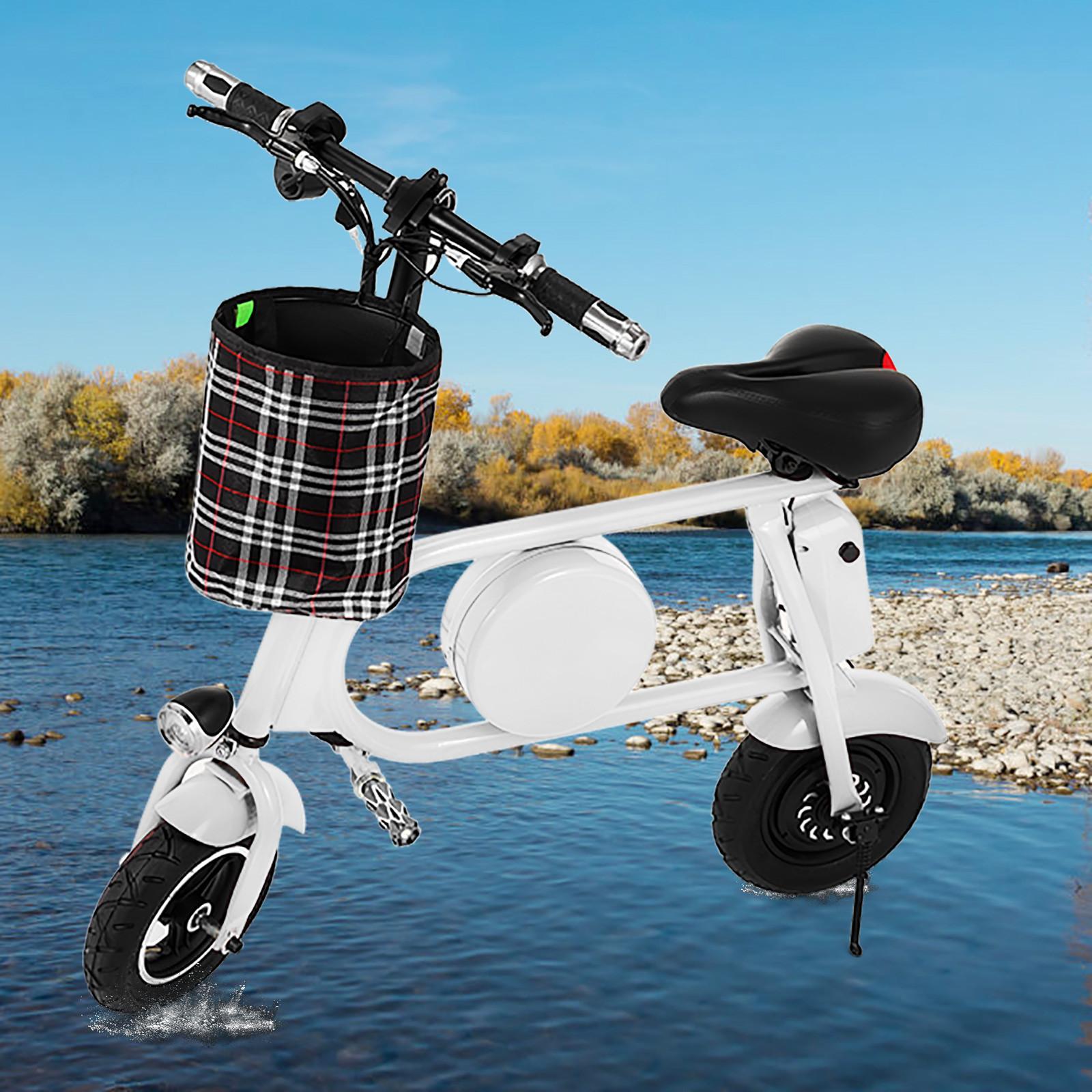 Folding-Electric-Bicycle-E-Bike-36v-battery-amp-400-Watt-Motor-Portable-eBike-FF thumbnail 48