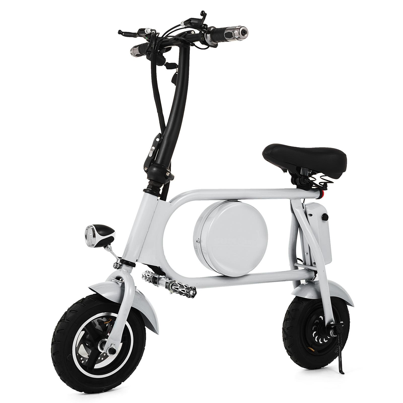 Folding-Electric-Bicycle-E-Bike-36v-battery-amp-400-Watt-Motor-Portable-eBike-FF thumbnail 41